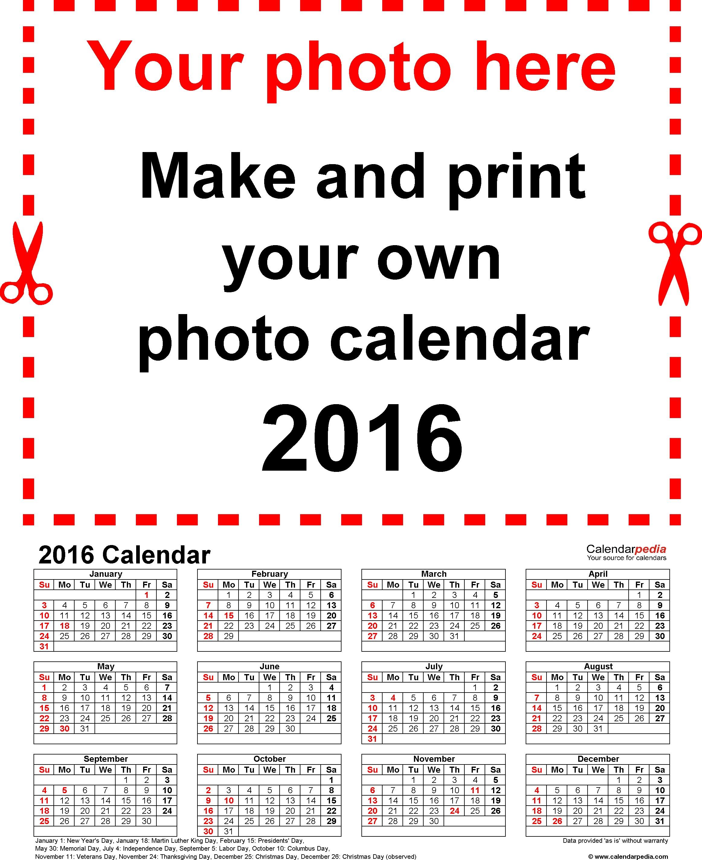 Best Create Calendar Template Year Calendar Template