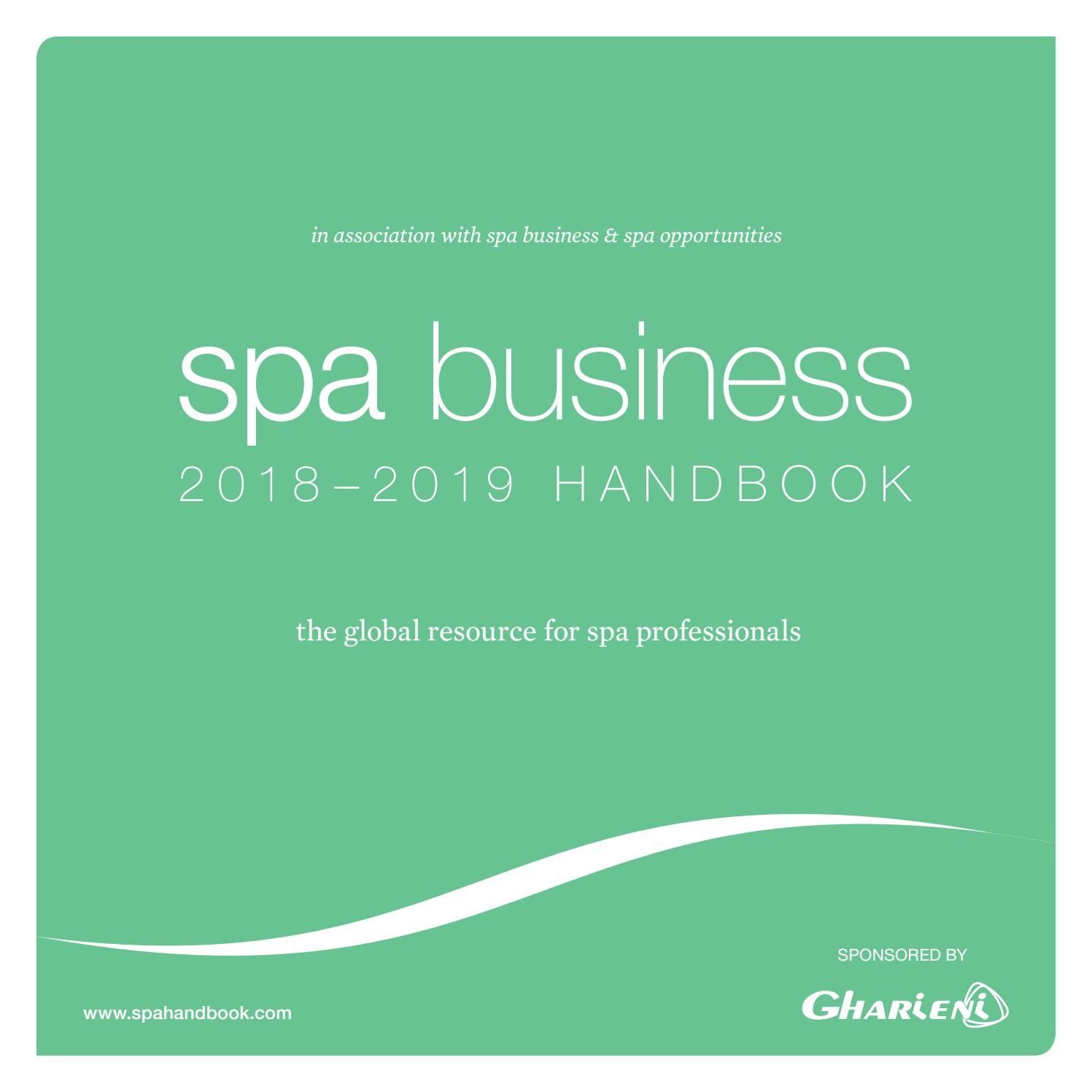 Calendar 2019 Excel Indonesia Más Caliente Spa Business Handbook 2018 2019 by Leisure Media issuu Of Calendar 2019 Excel Indonesia Mejores Y Más Novedosos Download Free Printable September 2018 Full Moon Calendar
