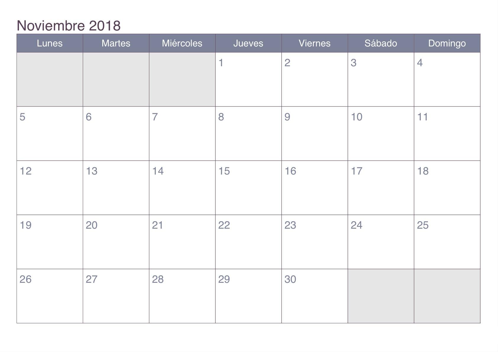 Calendario 2016 En Chile Para Imprimir Más Recientemente Liberado Calendario Noviembre 2018 Para Imprimir Image Of Calendario 2016 En Chile Para Imprimir Más Arriba-a-fecha Blank Year Calendar Blank Calendar Pinterest