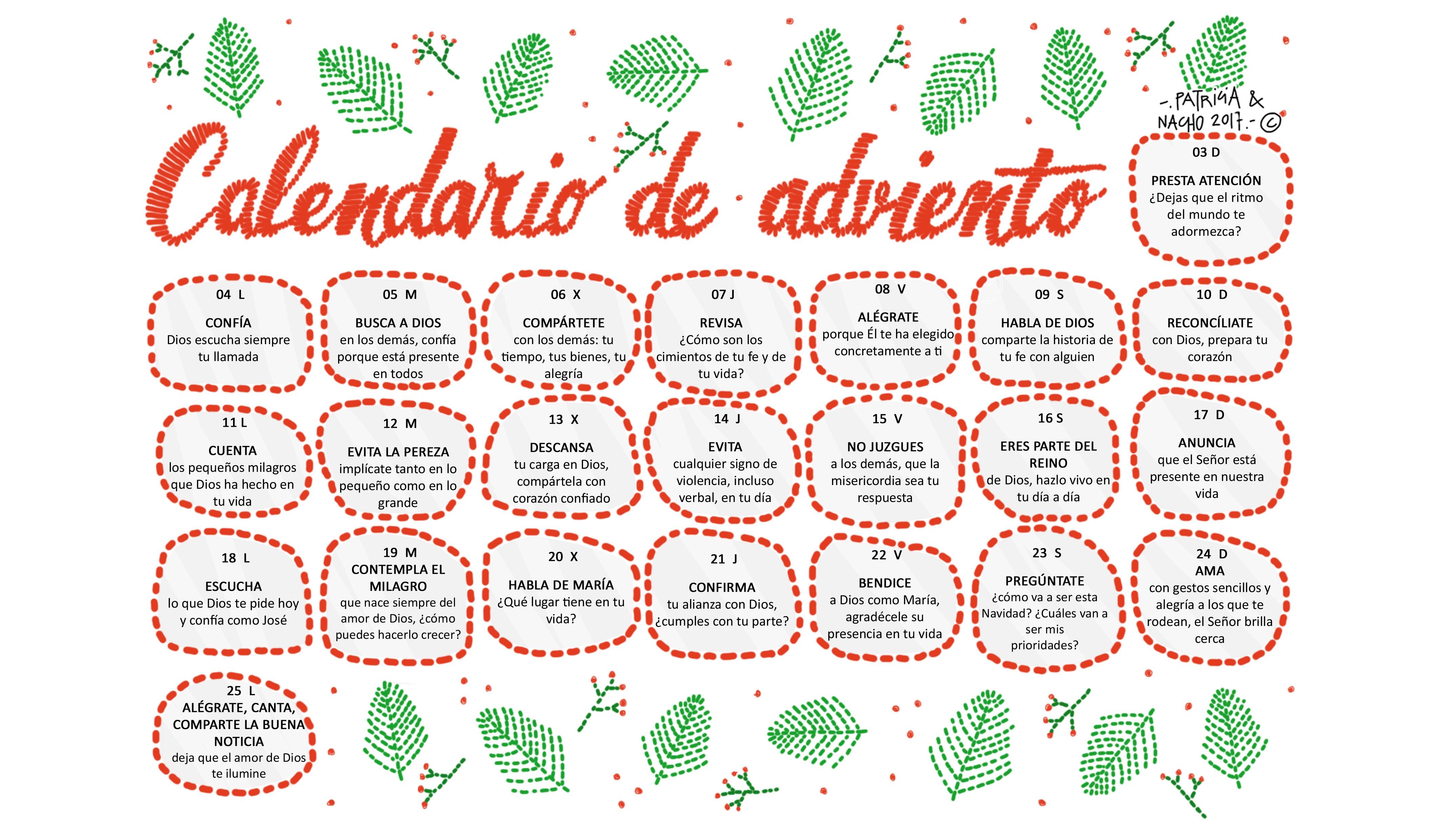 Aqu tienes un buen surtido para imprimir y descargar Te proponemos además un total de z ideas alternativas para crear e imprimir tu propio calendario