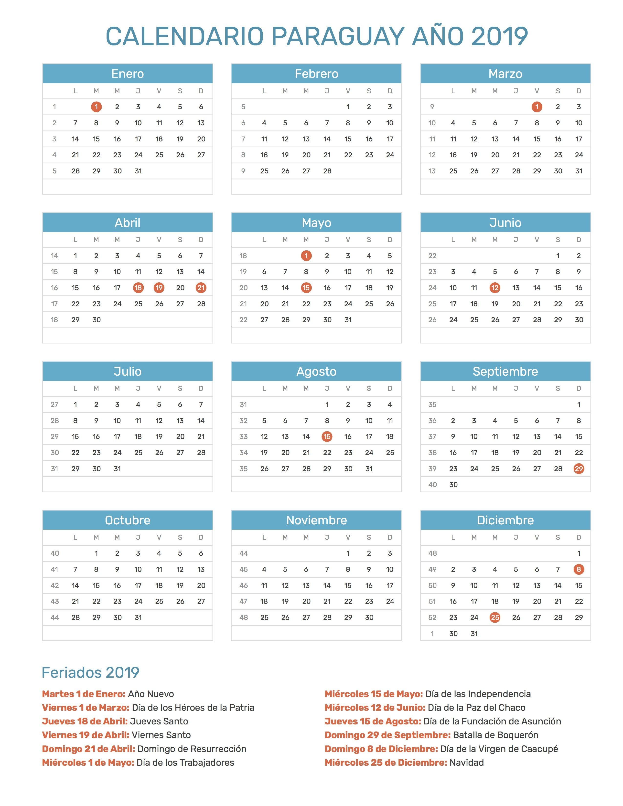Calendario 2017 En Chile Para Imprimir Mejores Y Más Novedosos Pin by Calendario Hispano On Calendario Con Feriados A±o 2019 Of Calendario 2017 En Chile Para Imprimir Actual Calendario Dezembro 2018 Para Imprimir Pdf