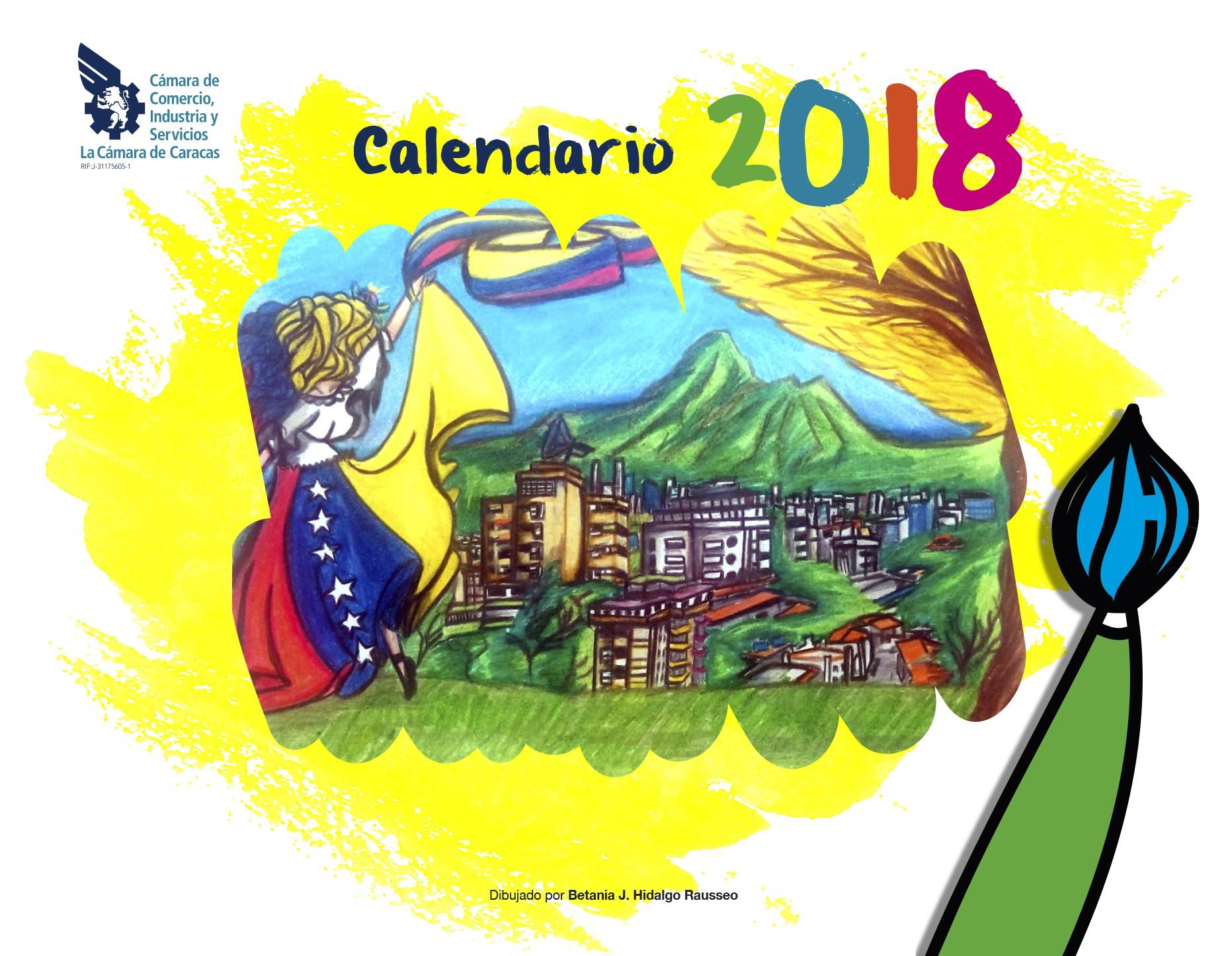 Calendario 2018 Y 2019 Para Descargar Más Actual Descarga Nuestro Calendario 2018 Cámara De Caracas