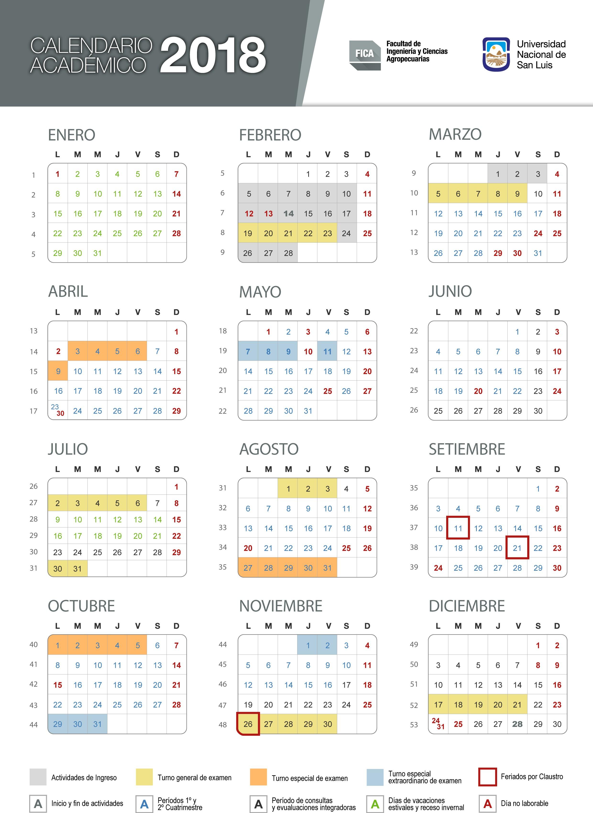 Ver Calendario 2017