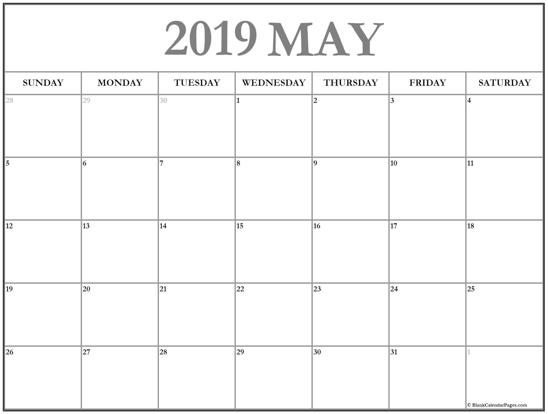 Calendario 2019 Argentina Para Imprimir Excel Recientes May 2019 Calendar May Calendar 2019 Printable and Free Blank Of Calendario 2019 Argentina Para Imprimir Excel Más Arriba-a-fecha formato De Calendarios Kordurorddiner