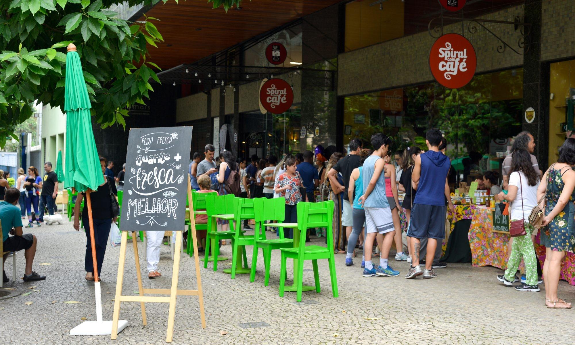Feira Fresca Spiral Café