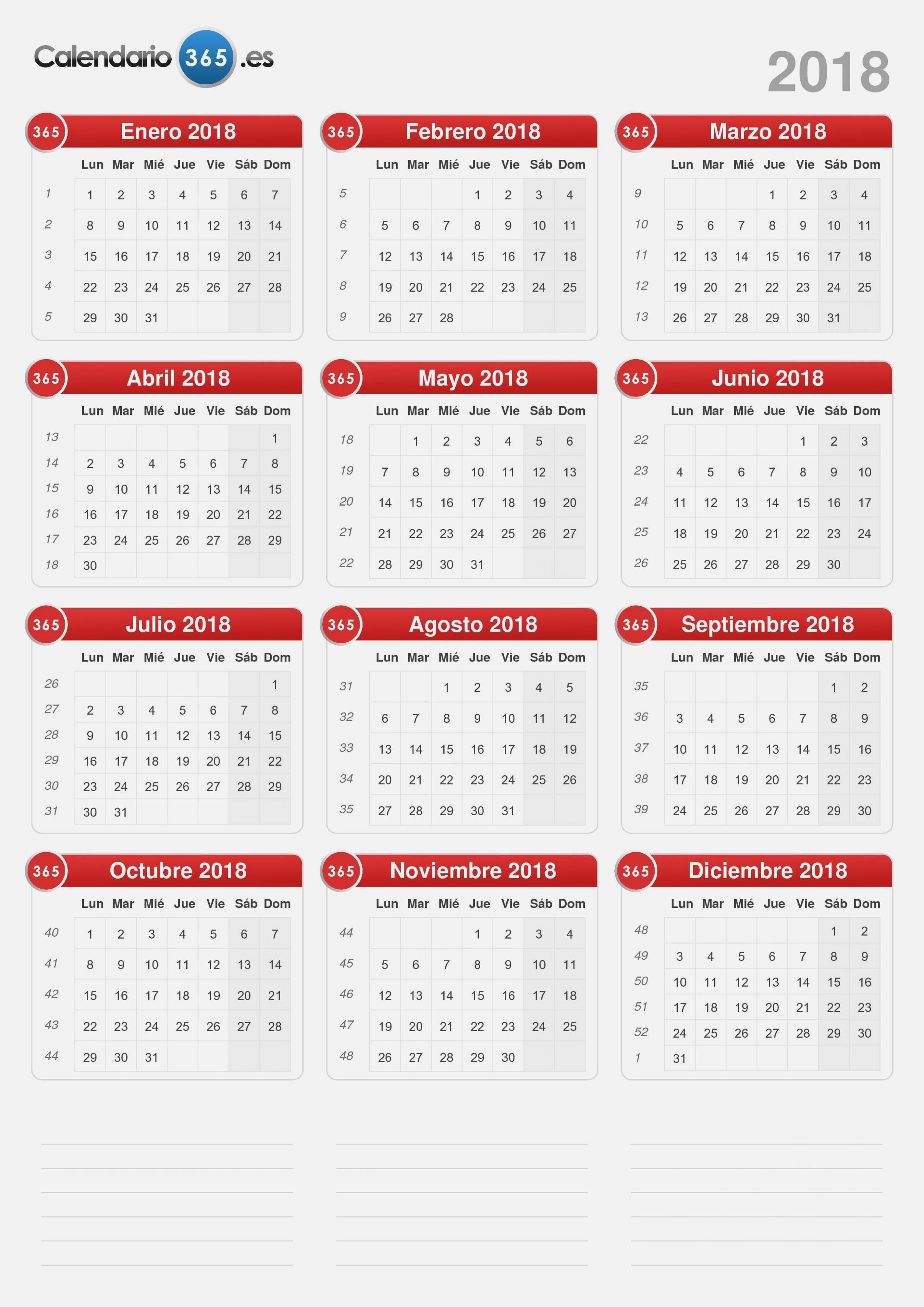 La Verdad Sobre El Calendario 52 Meses Vista Está A Punto De Ser