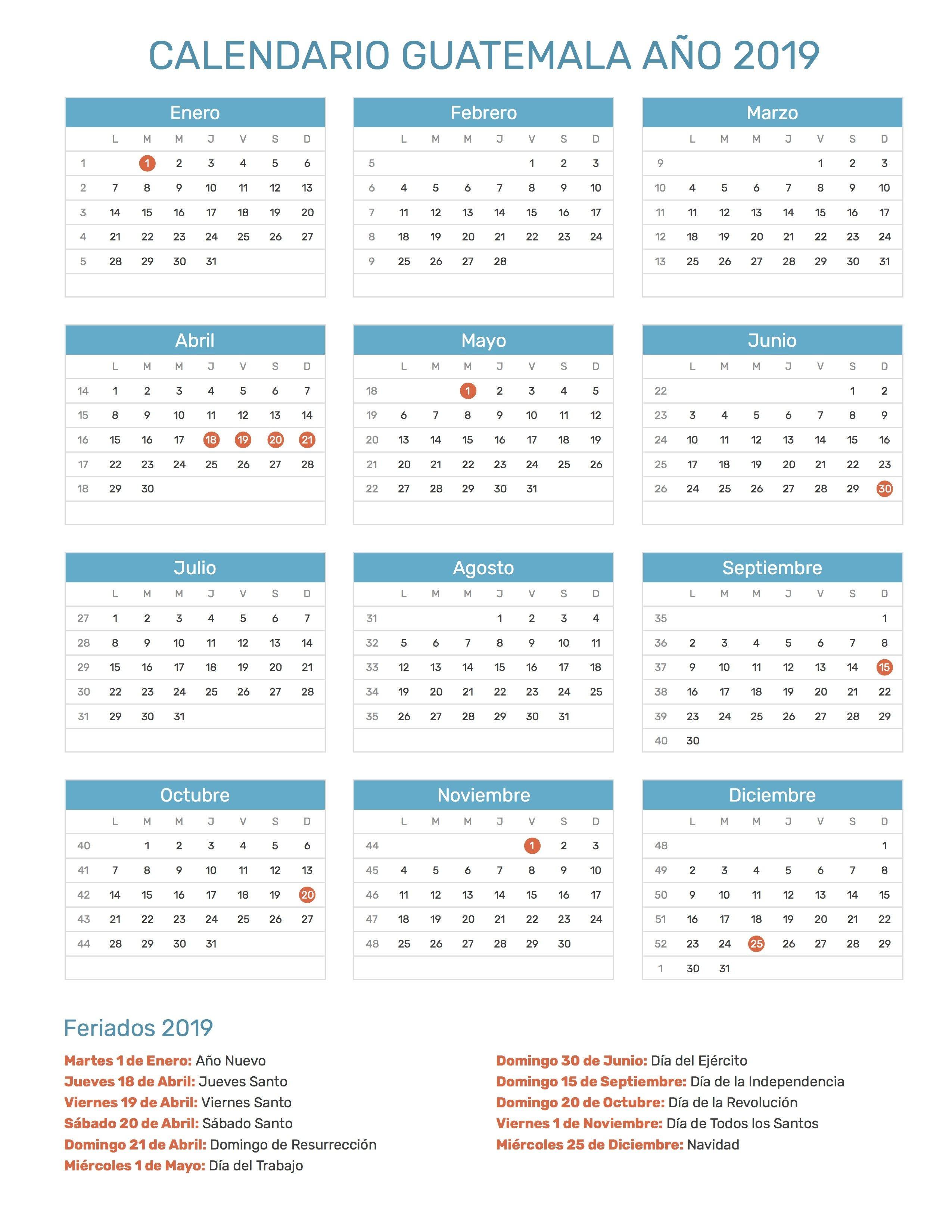 Calendario 2019 Chile Imprimir Con Feriados Más Populares Pin De Calendario Hispano En Calendario Con Feriados A±o 2019 Of Calendario 2019 Chile Imprimir Con Feriados Más Populares 2019 2018 Calendar Printable with Holidays List Kalender Kalendar