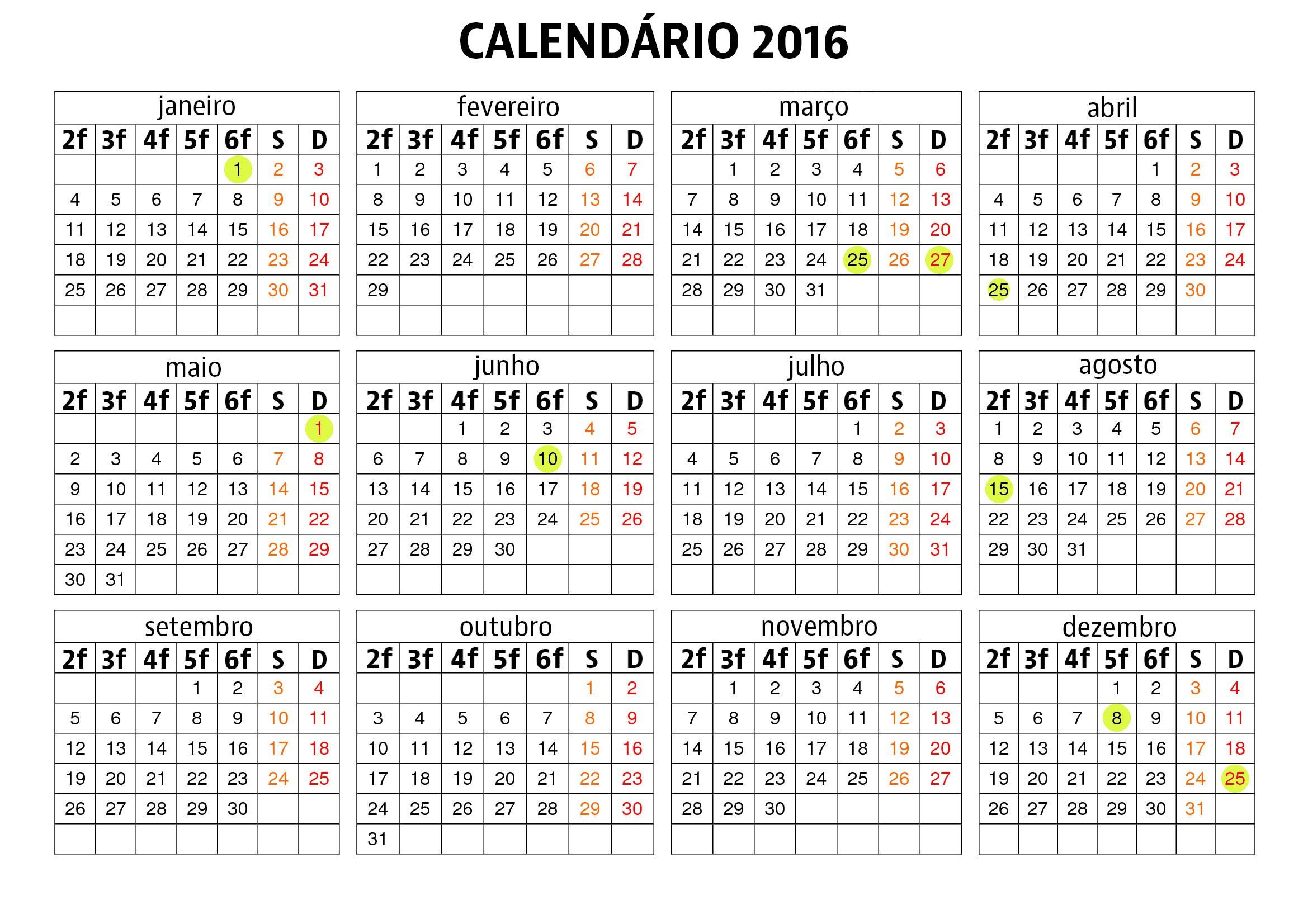 calendario junho with calendario design