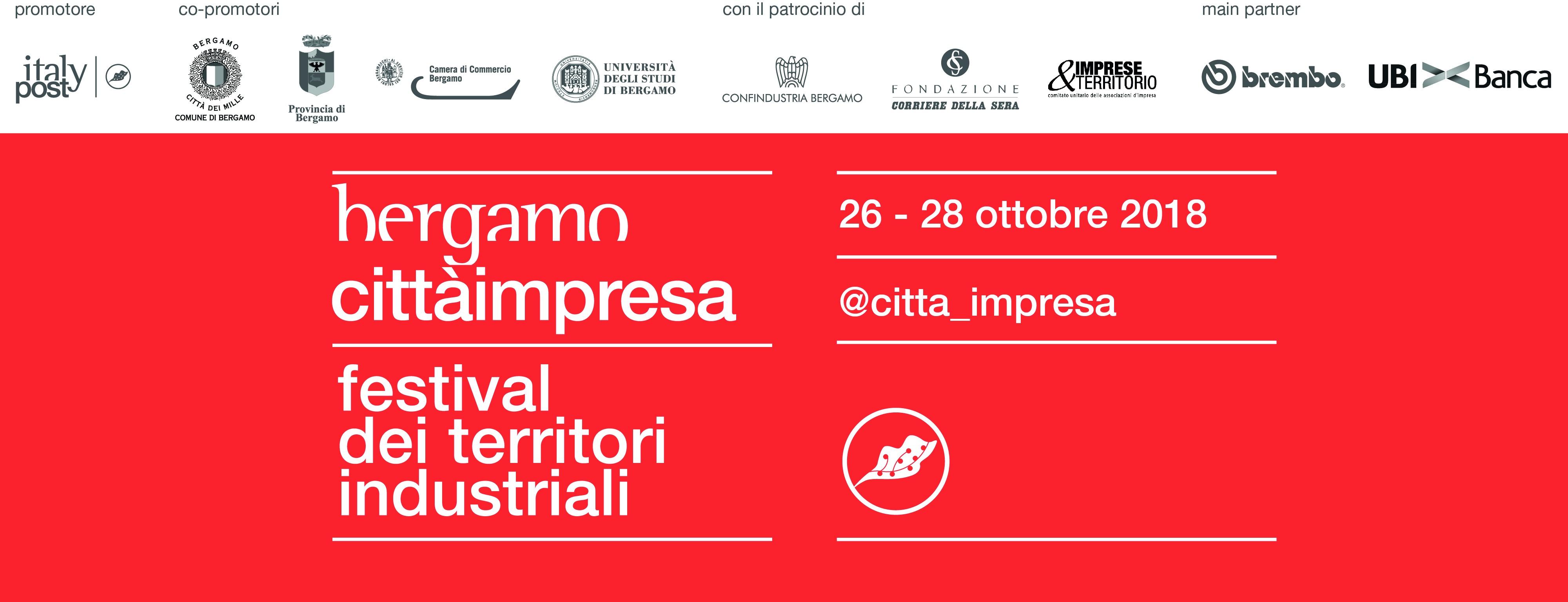 Citt Impresa 2018 – Festival dei Territori Industriali