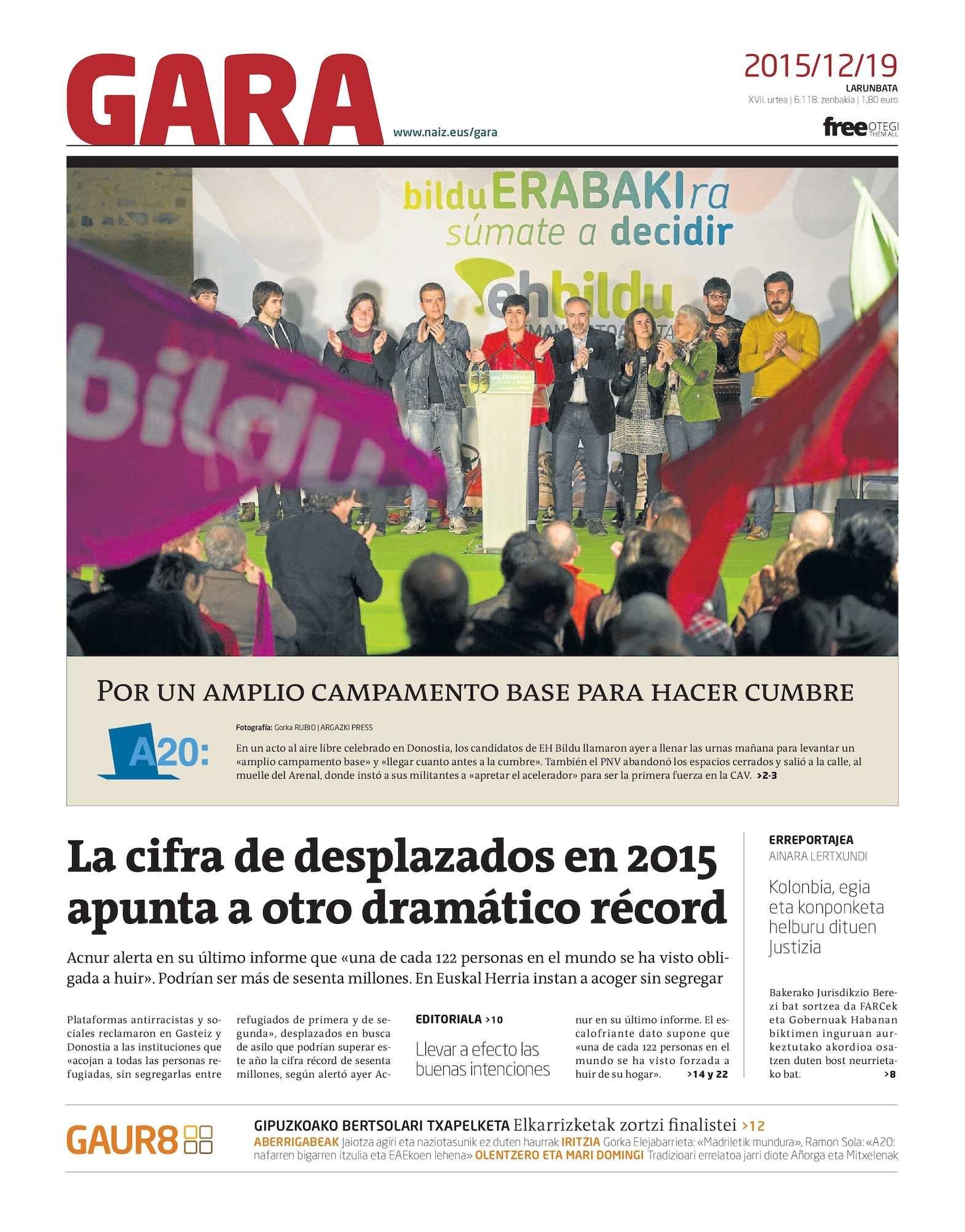 Calendario 2019 Con Festivos En Cataluña Actual Calaméo Gara