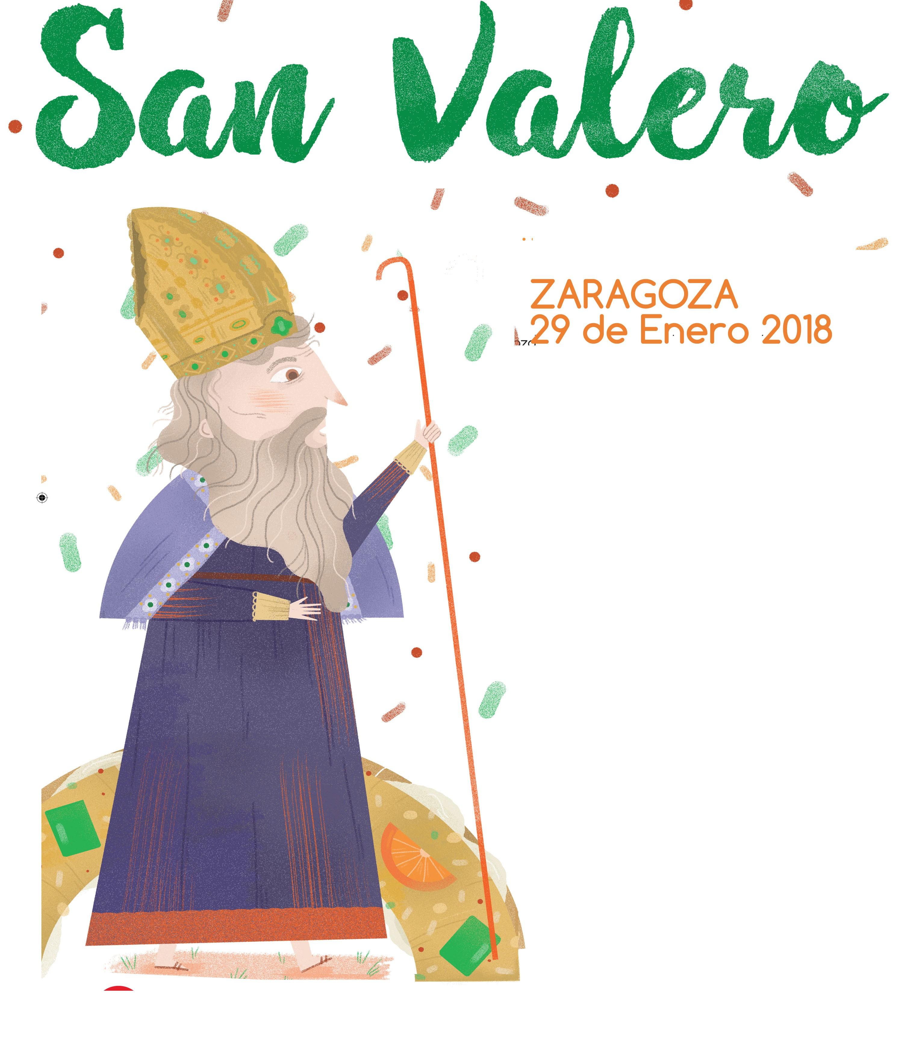 Da de San Valero 2019 Guia de Zaragoza