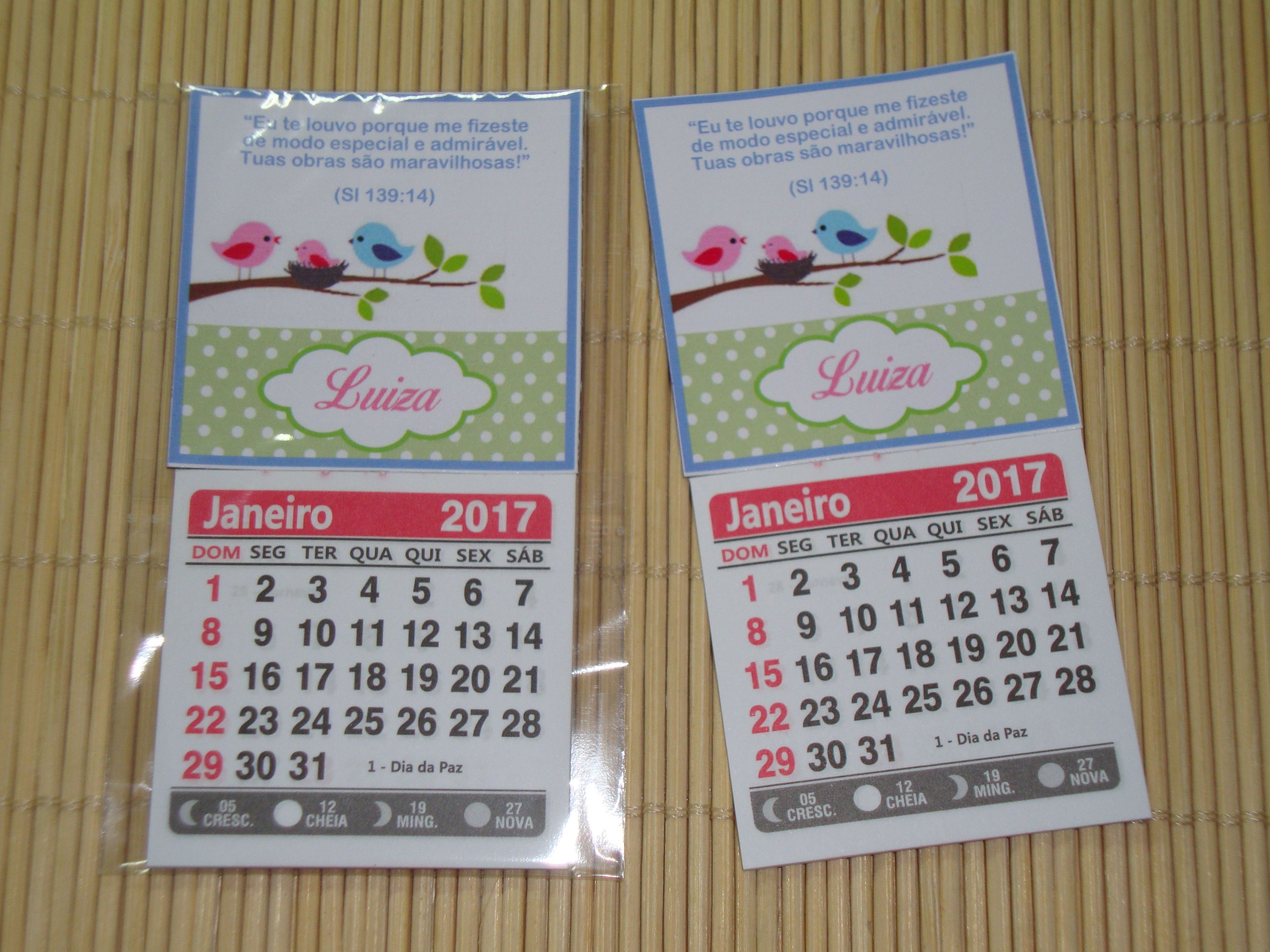 Calendario 2019 Con Los Dias Feriados Más Reciente Calendário 2019 Im£ Passarinhos No Elo7