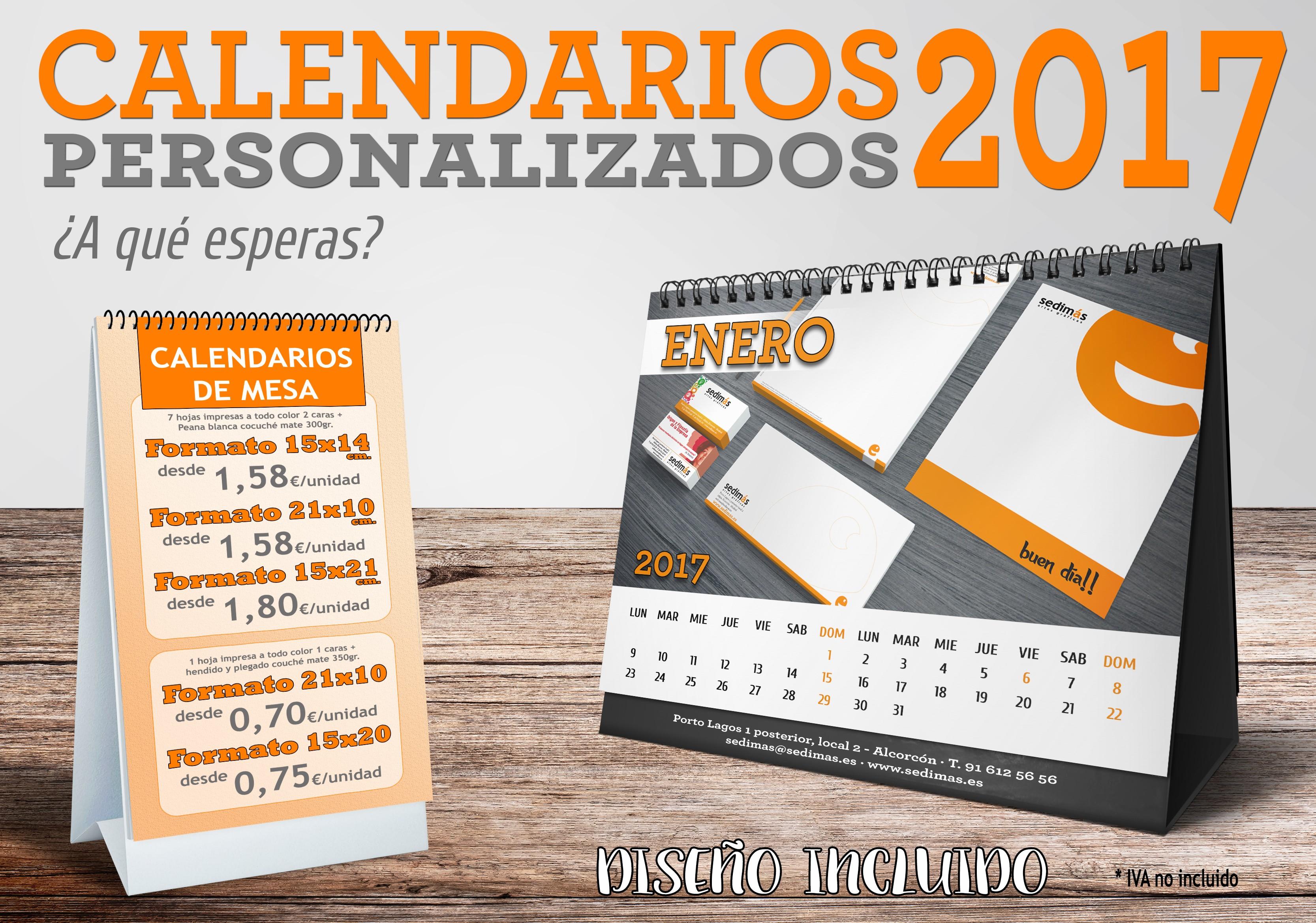 formato de calendarios Kordurorddiner