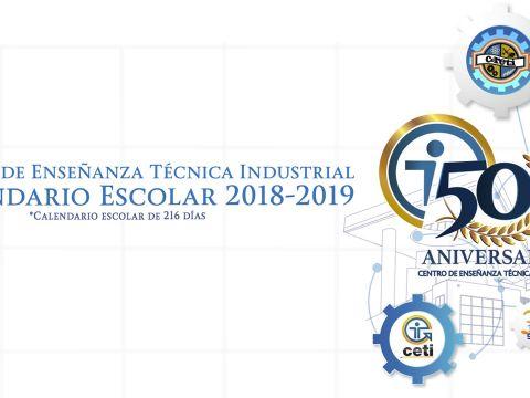 Calendario 2019 Escolar Argentina Más Arriba-a-fecha Centro De Ense'anza Técnica Industrial