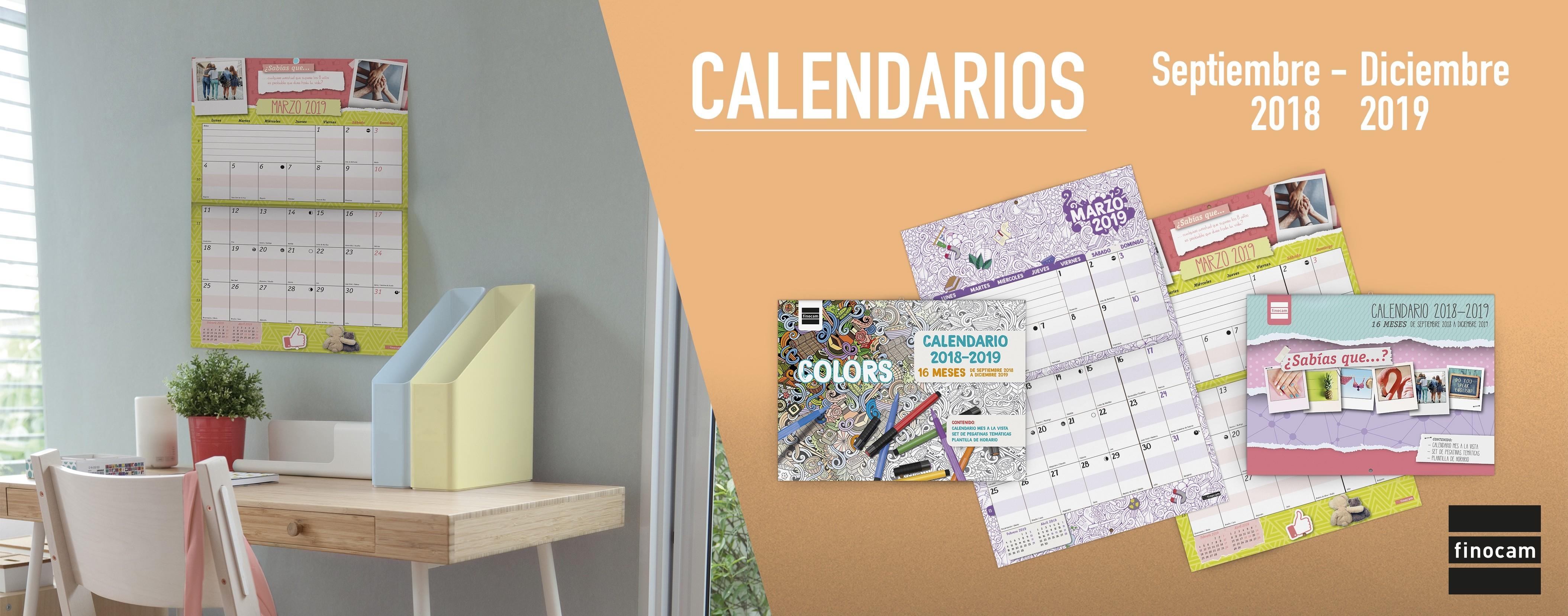 Calendario 2019 Imprimir Bolsillo Más Populares Agendas Y Calendarios Finocam Of Calendario 2019 Imprimir Bolsillo Más Arriba-a-fecha Calendario Chile A±o 2019