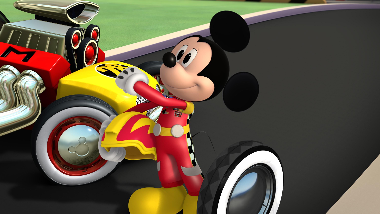 A série aborda temas importantes o a amizade trabalho em equipe otimismo e esprito esportivo Mickey sua eterna bondade alegria contagiante e