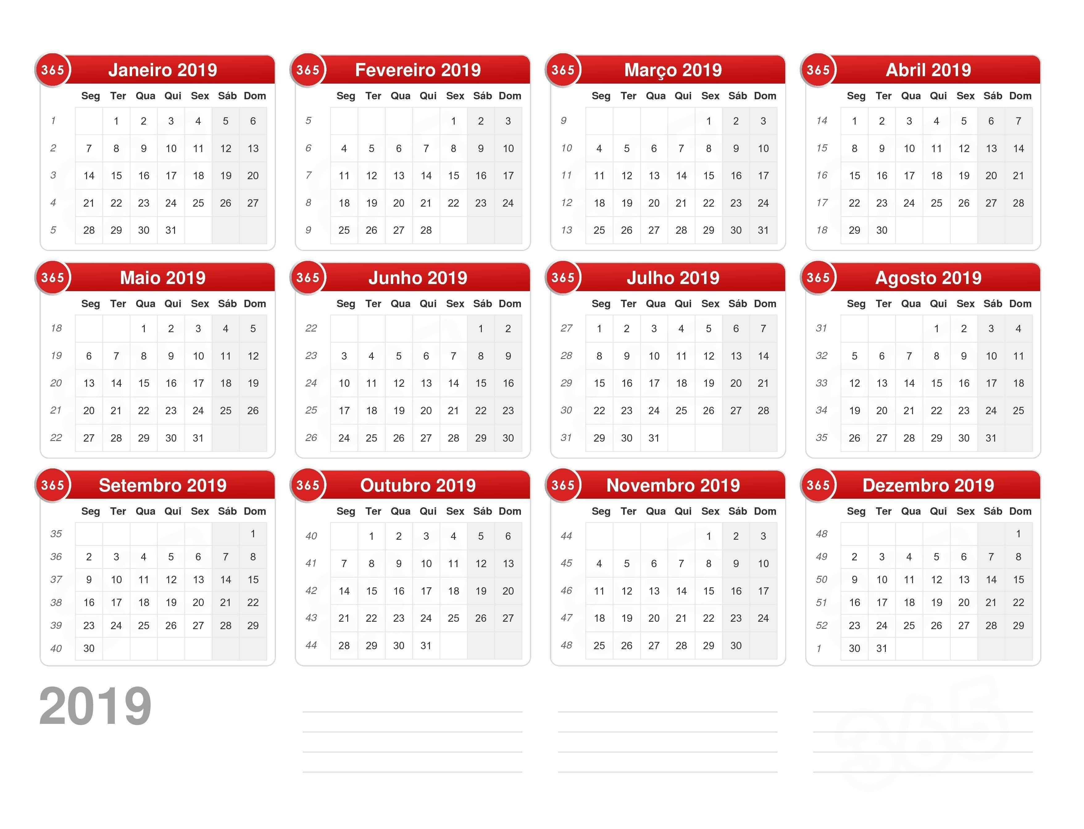 Calendario 2019 Para Imprimir Costa Rica Actual Calendário 2019 Da Stampare Of Calendario 2019 Para Imprimir Costa Rica Más Actual Calendario A±o 2019