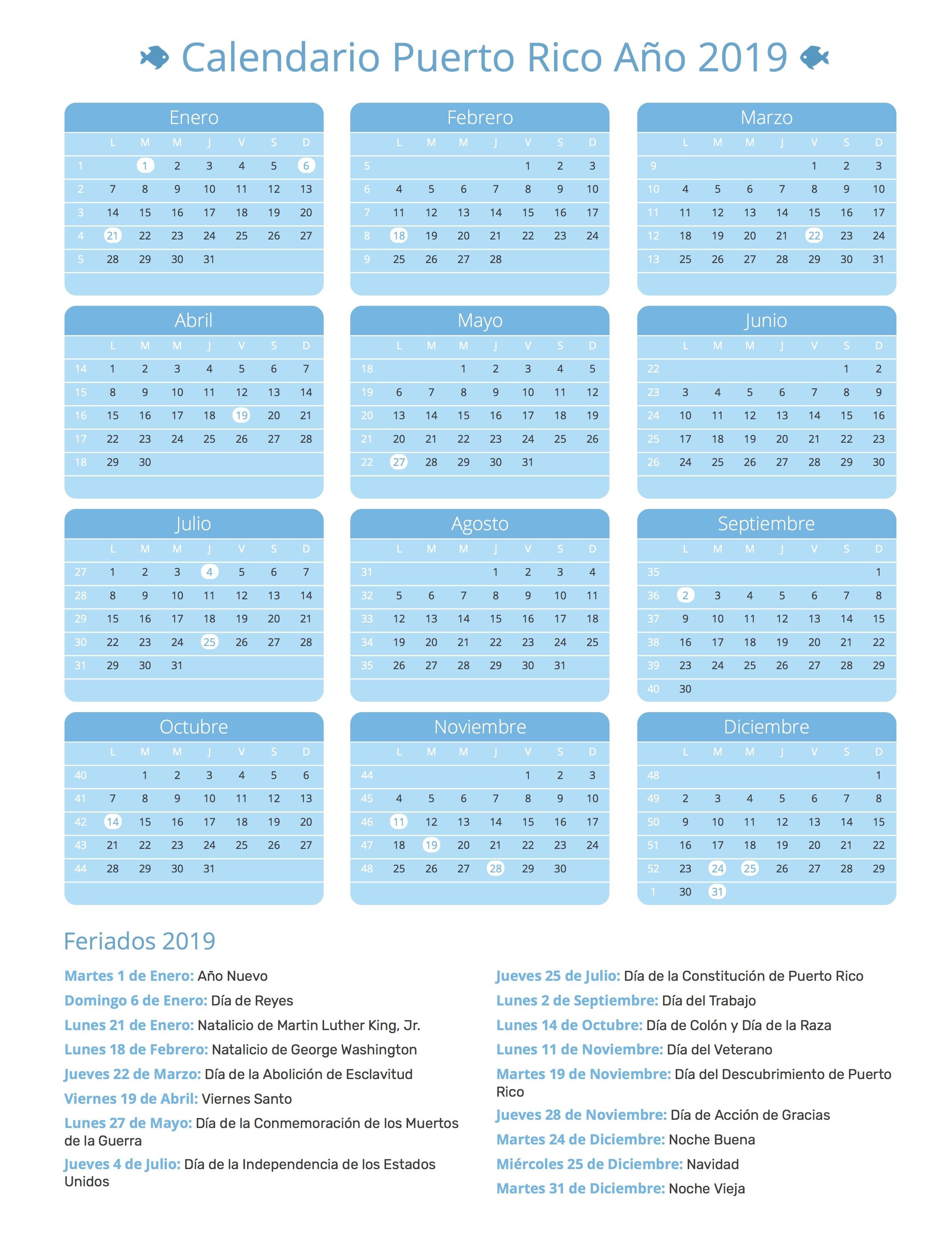 Calendario 2019 Venezuela Con Dias Festivos Más Recientes Calendario Puerto Rico A±o 2019 Of Calendario 2019 Venezuela Con Dias Festivos Actual Calaméo Peri³dico