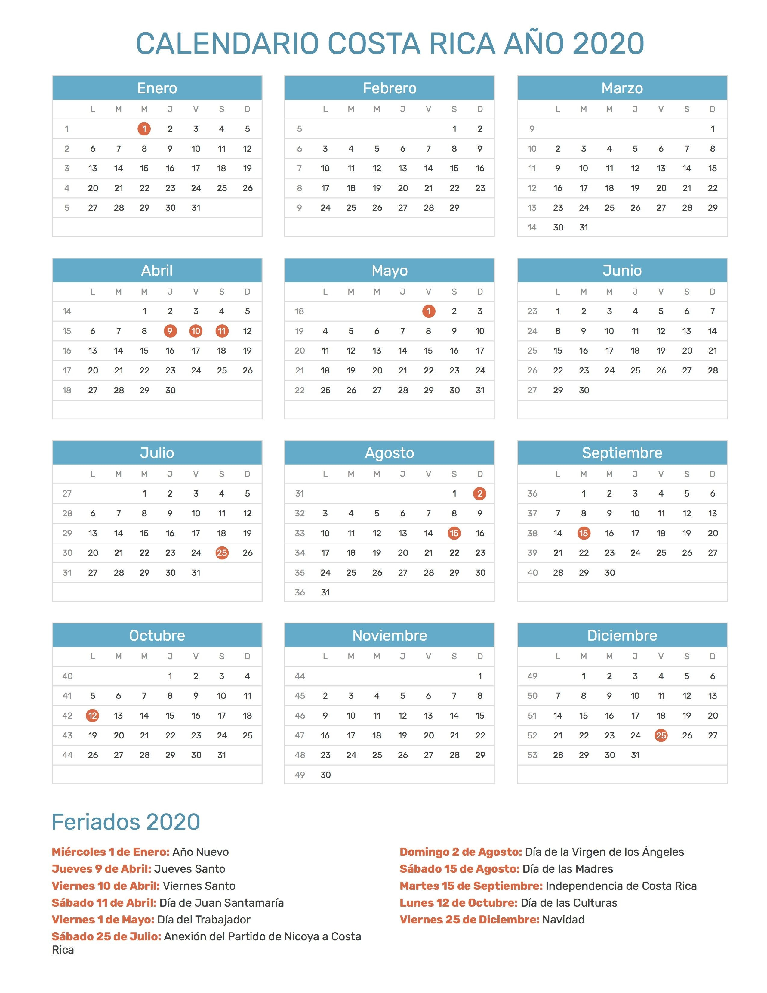 Calendario Abril 2019 Colombia Imprimir Recientes Pin De Calendario Hispano En Calendario Con Feriados A±o 2020