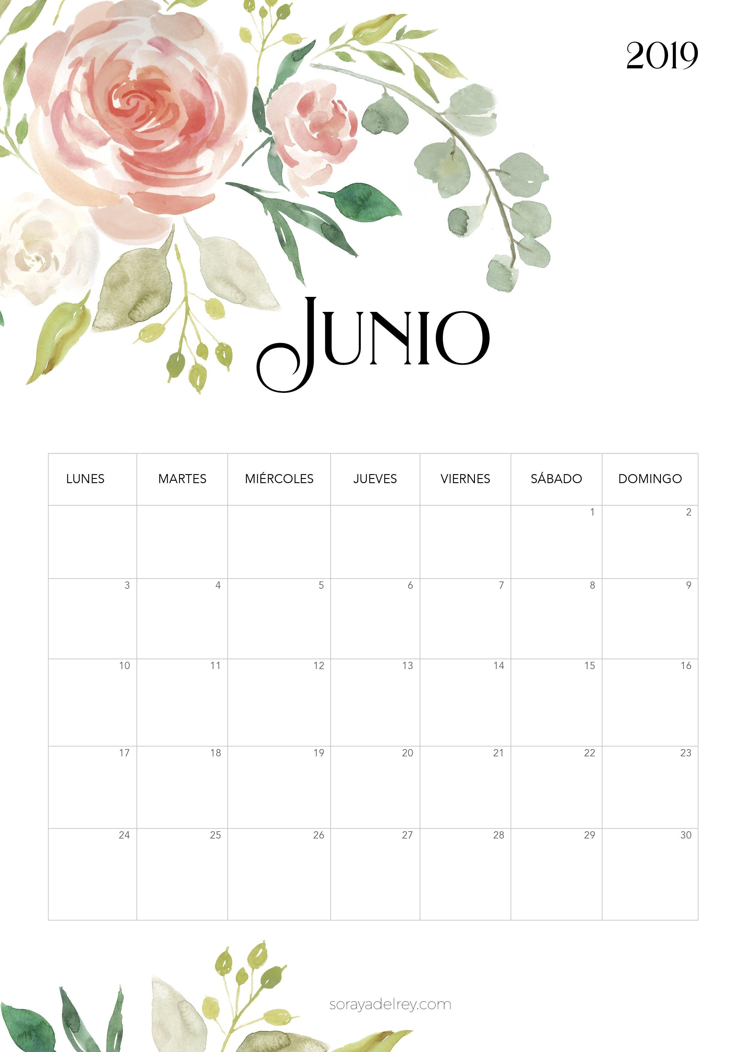 Calendario para imprimir 2018 2019 Адвент каРендарь
