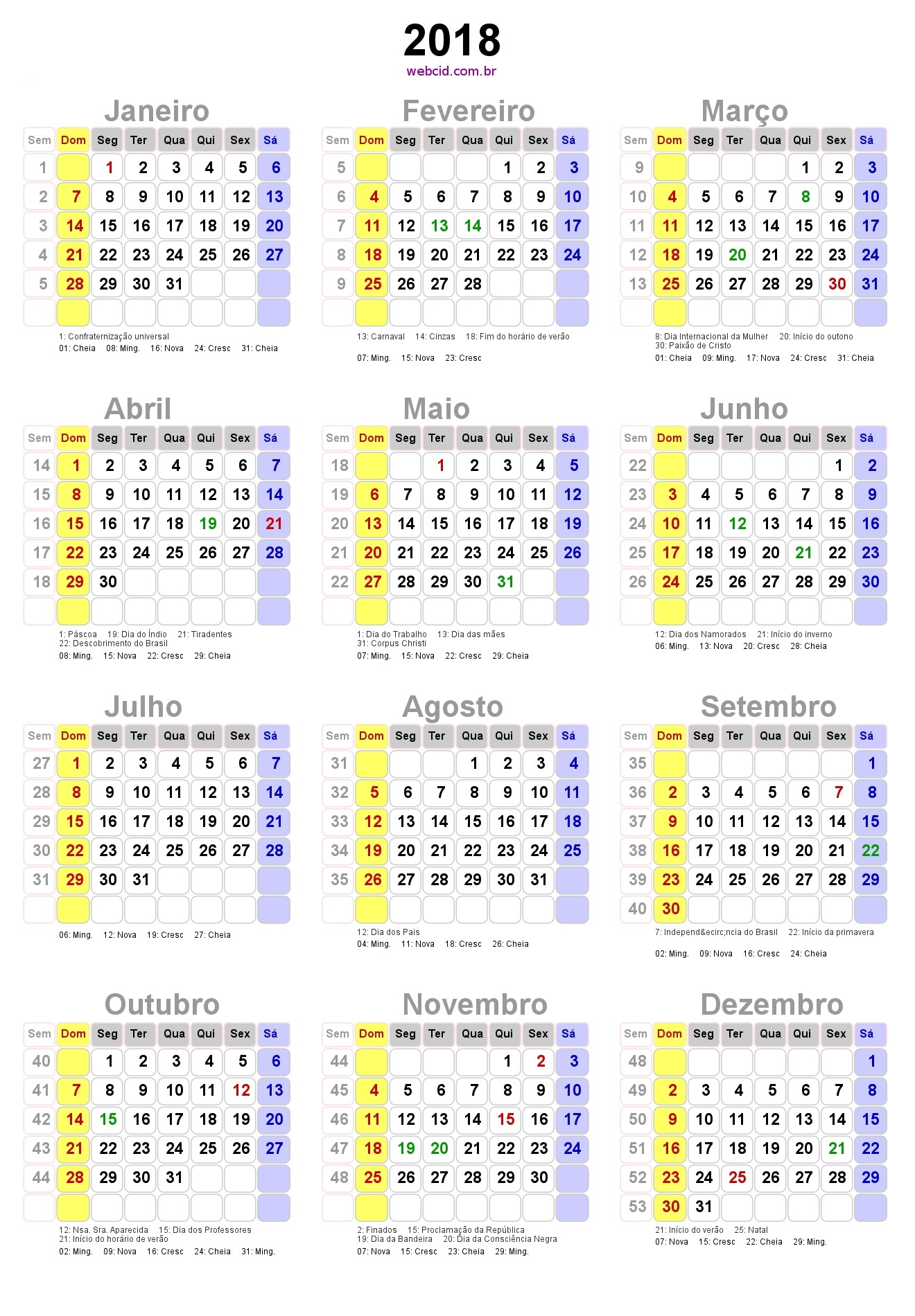 Calendario Anual 2019 Pdf Más Actual Edi Suparman – Page 52 – Template Calendar Design Of Calendario Anual 2019 Pdf Más Arriba-a-fecha Pin De Calendario Hispano En Calendario Con Feriados A±o 2019
