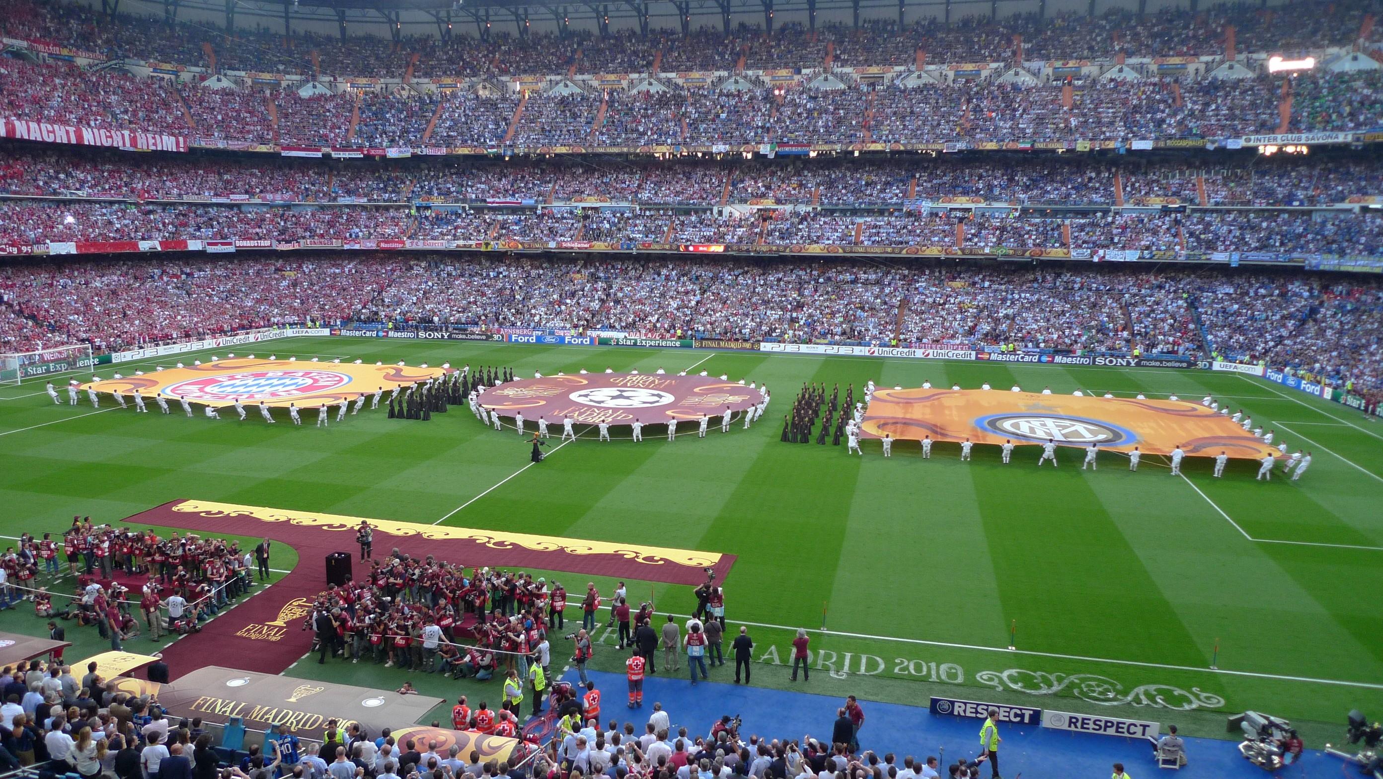 UEFA Champions League 2009 2010