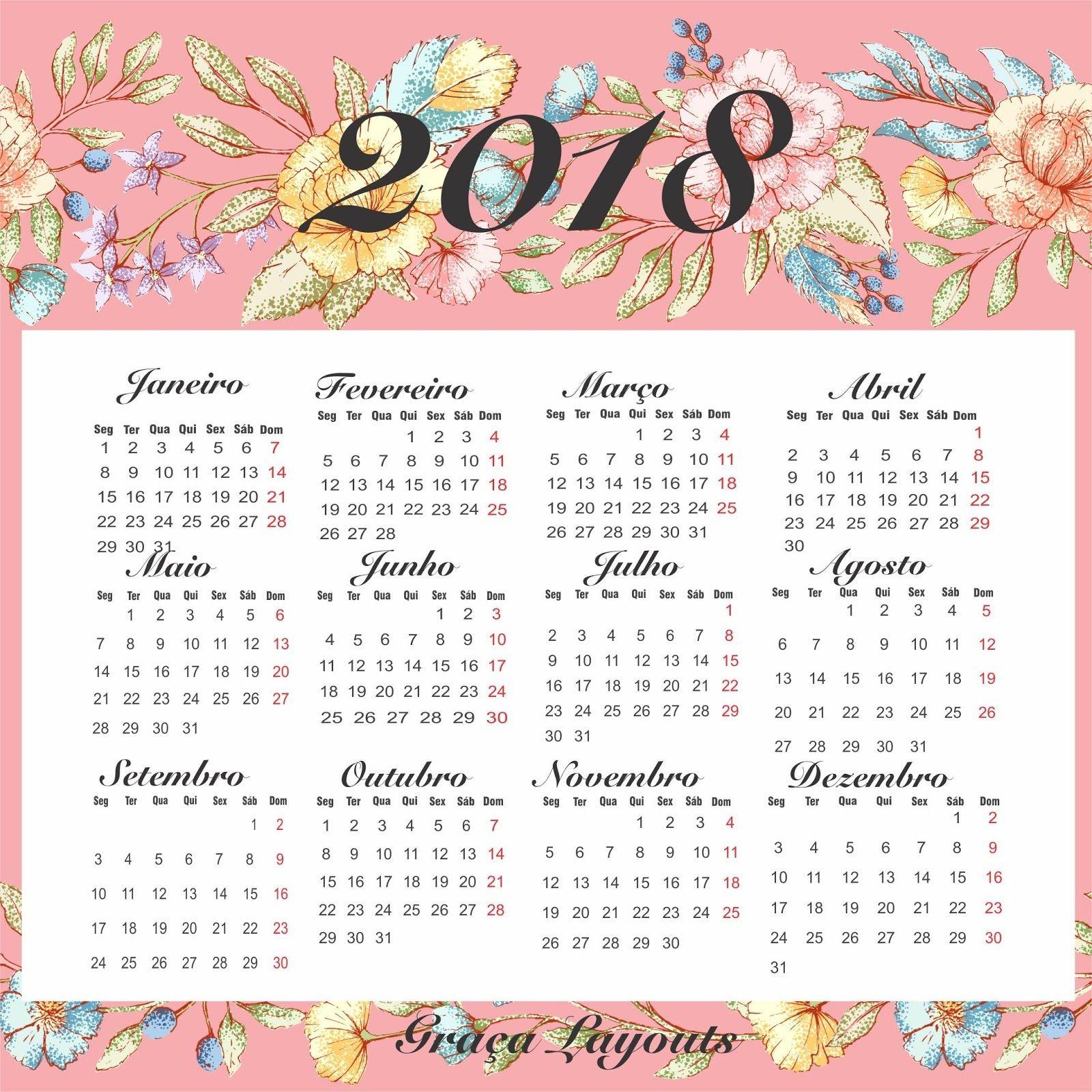 Calendario De Google Para Imprimir Más Caliente Calendários 2018 Para Baixar E Imprimir Invitaciones Of Calendario De Google Para Imprimir Recientes 165 Best Ideas Para Planificador Images On Pinterest