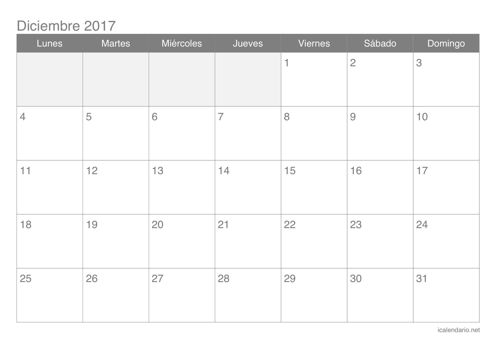 Calendario Diciembre 2017 Chile Para Imprimir Más Actual Calendario Diciembre 2017 Para Imprimir Icalendario Of Calendario Diciembre 2017 Chile Para Imprimir Recientes Calendario Chile A±o 2018
