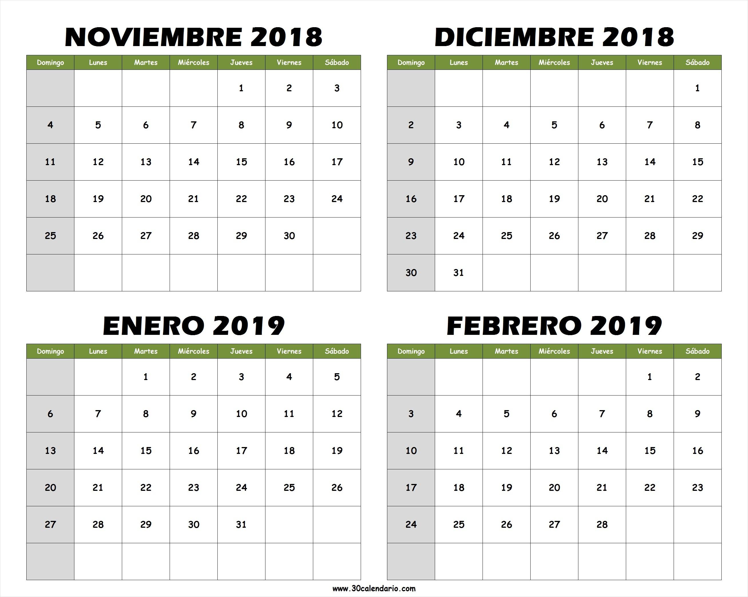 Calendario Diciembre 2018 Enero 2019 Colombia Actual Best Calendario Diciembre 2018 Y Enero 2019 Para Imprimir Image Of Calendario Diciembre 2018 Enero 2019 Colombia Más Recientes Calaméo Gara