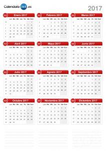 Calendario En Argentina Año 2019 Más Caliente Calendario 2017