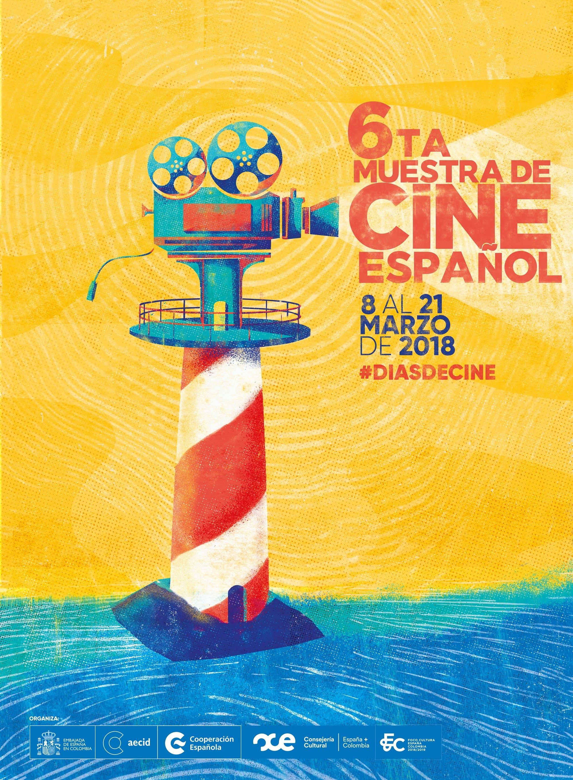 Llegan los Das de Cine con la VI Muestra de Cine Espa±ol en Guatapé