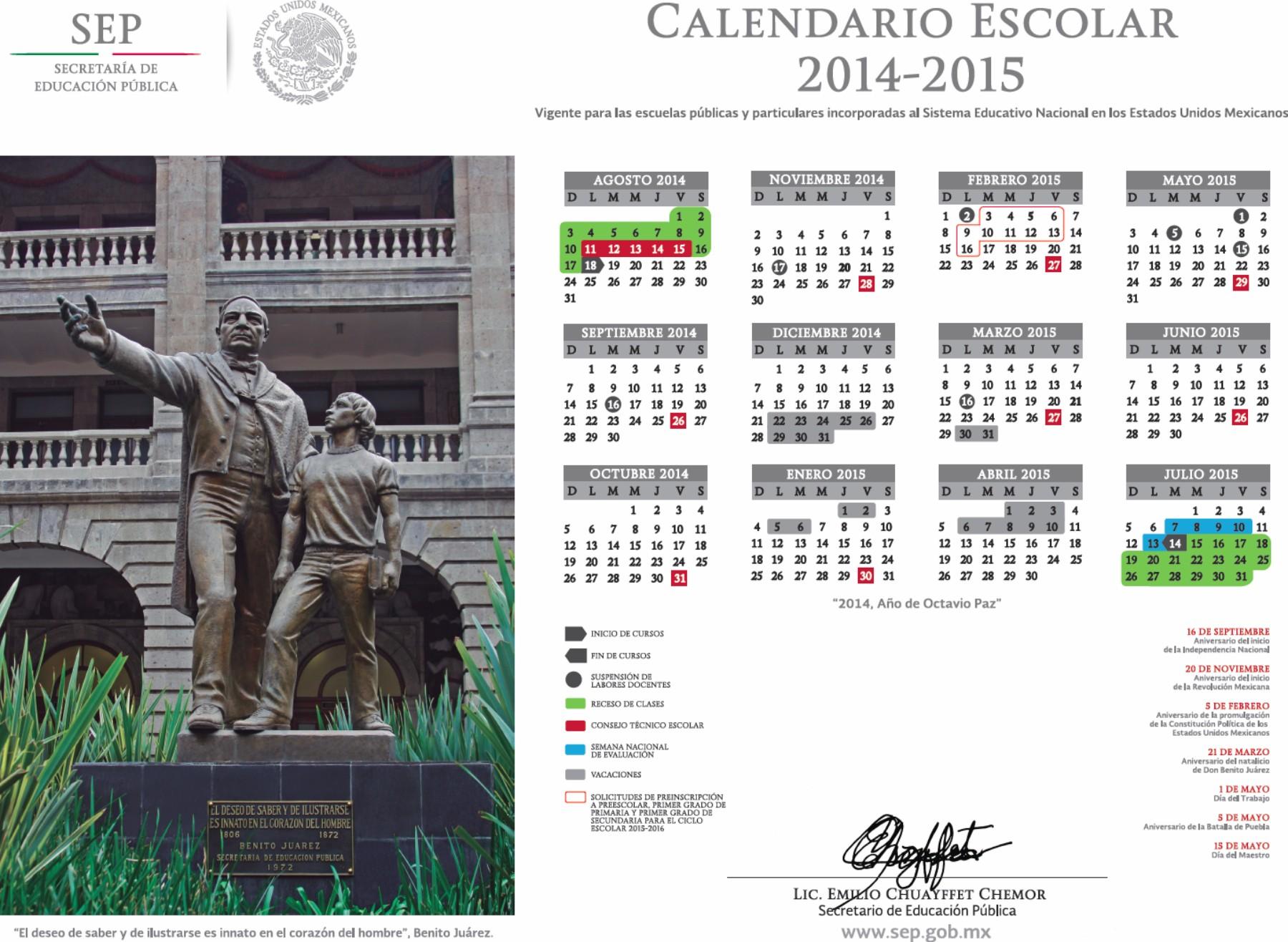 Calendario Escolar 2018 Y 2019 Durango Actual Calendario Escolar 2014 2015 – Escuela Secundaria Técnica 1 Durango Of Calendario Escolar 2018 Y 2019 Durango Más Reciente Escuela Nacional De Cuadros