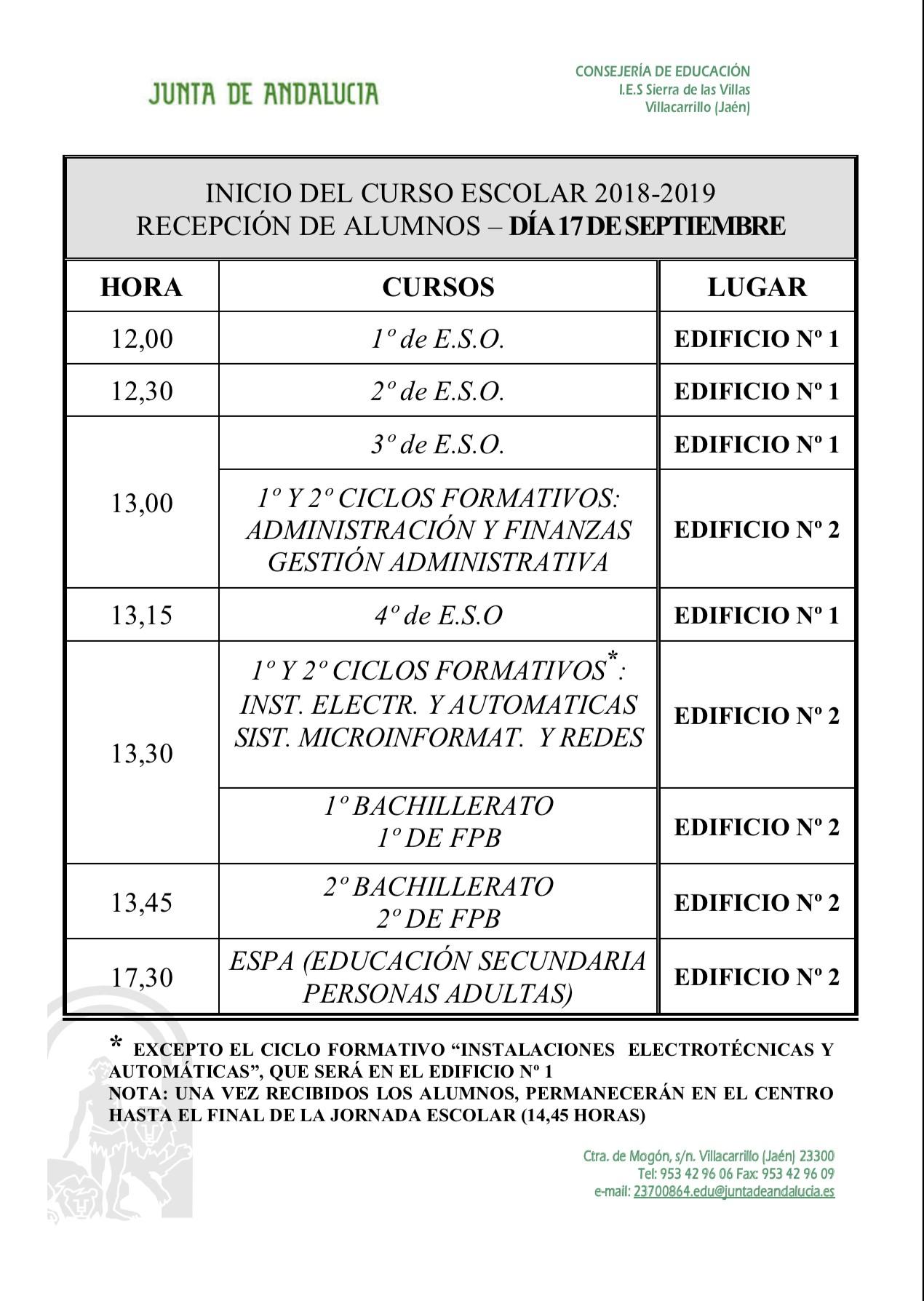 Calendario Escolar 2019 Iea Mejores Y Más Novedosos Inicio