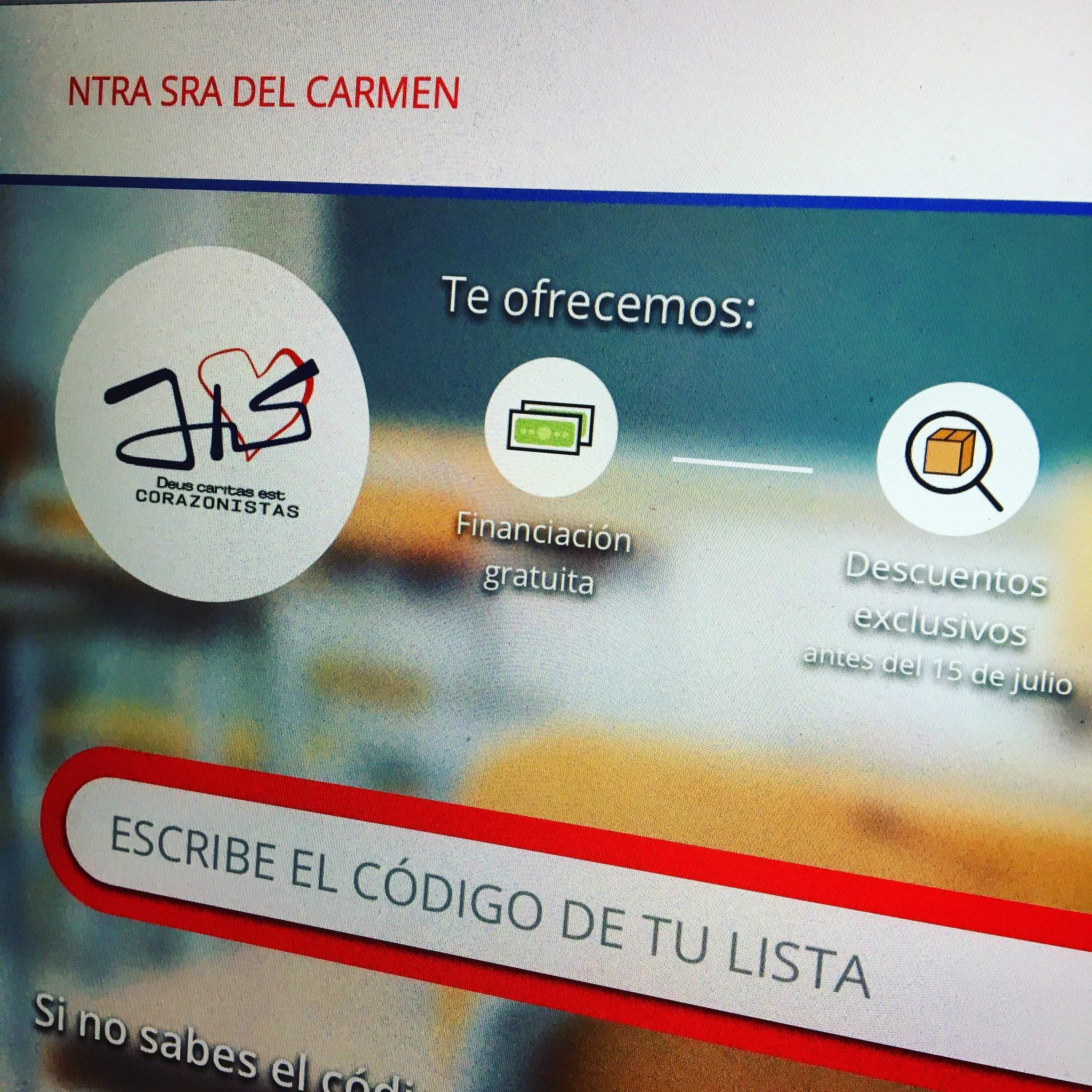 Calendario Escolar 2019 Madrid Capital Recientes Colegio Nuestra Se'ora Del Carmen