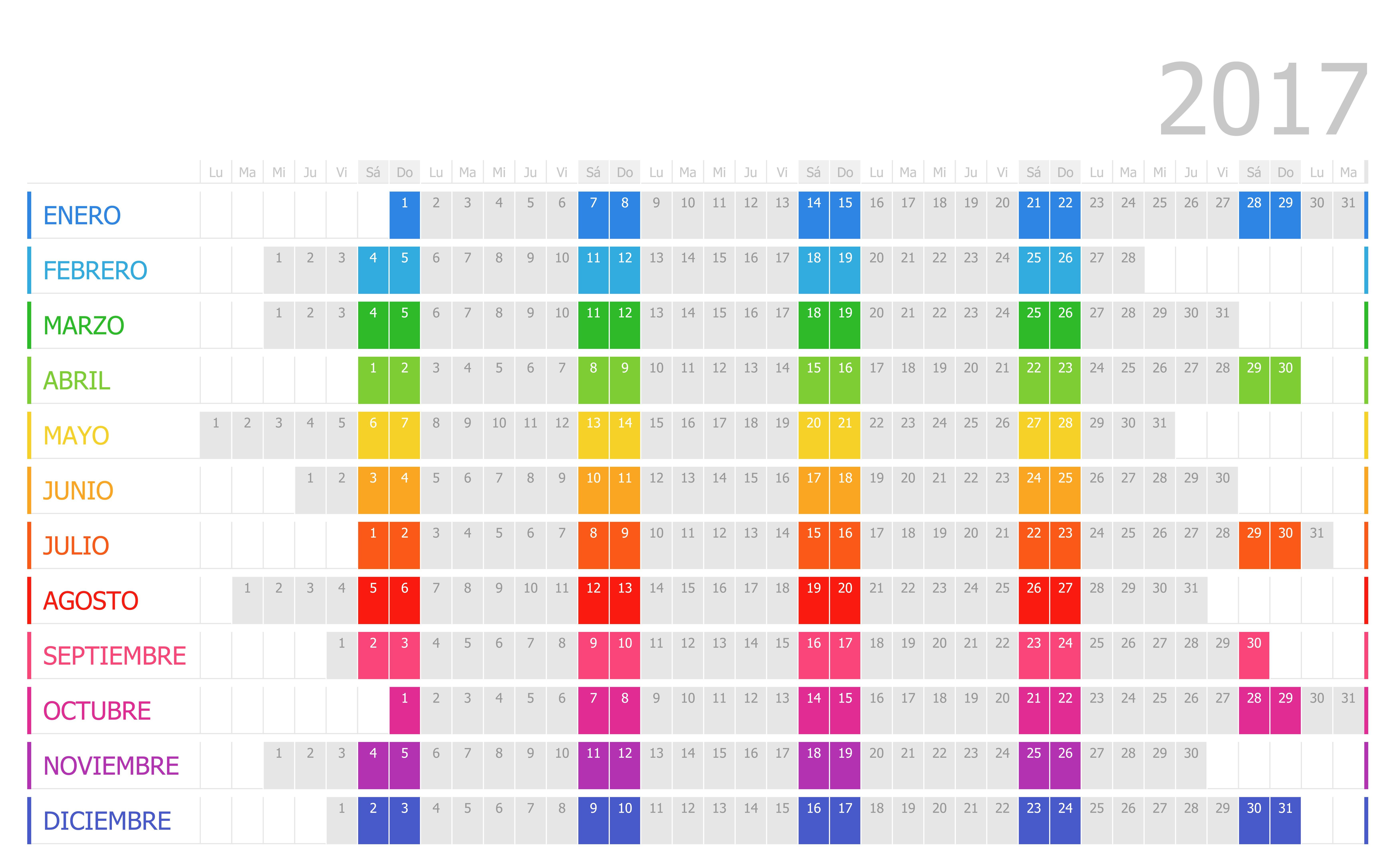 Calendario Imprimir Meses 2017 Más Recientes Agendas 2017 originales Galera De Dise±o Para El Hogar Gomved Of Calendario Imprimir Meses 2017 Más Populares Calendario Diciembre 47 Para Imprimir
