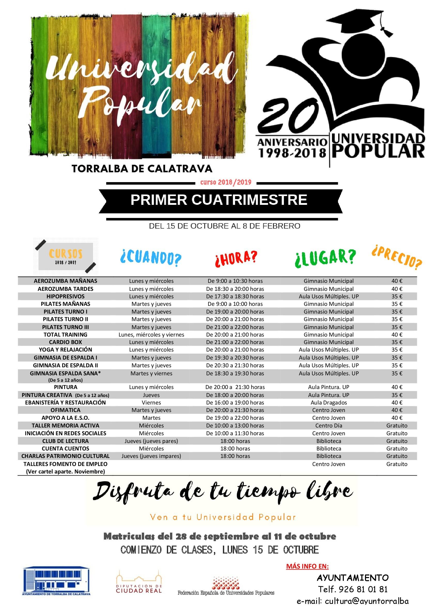 Calendario Laboral 2019 Semana Santa Más Caliente Inicio Ayuntamiento De torralba De Caltrava Of Calendario Laboral 2019 Semana Santa Más Recientes Calendario Escolar