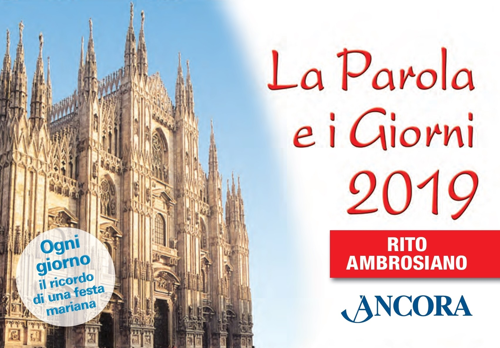 Calendario Liturgico 2019 Da Stampare Más Reciente Parola E I