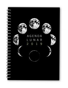 Calendario Lunar 2019 Mexico Mejores Y Más Novedosos Agenda Lunar 2019 Sin Coleccion Amazon Maite Colom Libros