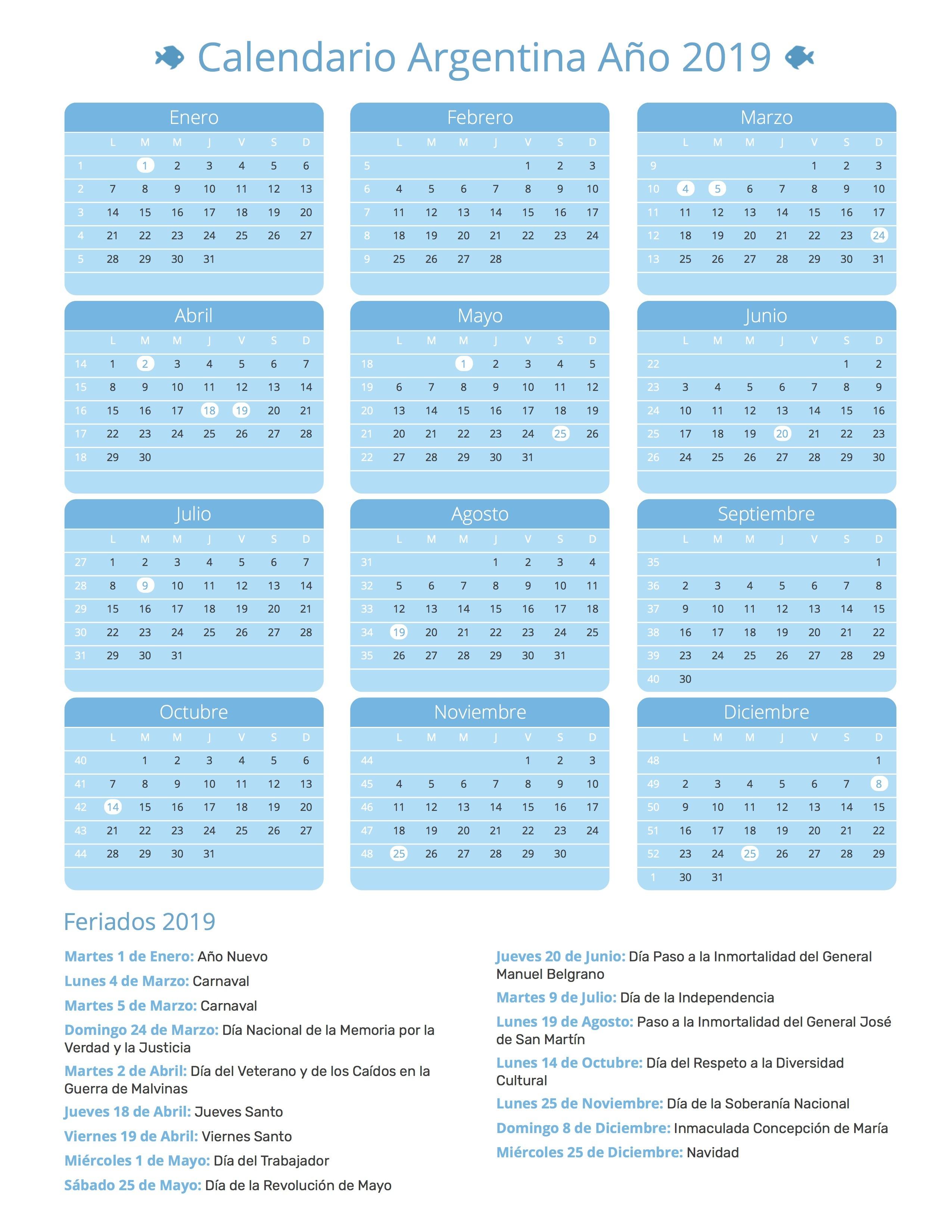 Calendario Lunar Junio 2019 Argentina Más Recientes Calendario Argentina A±o 2019 Of Calendario Lunar Junio 2019 Argentina Más Caliente Calendario Para Imprimir 2018 2019