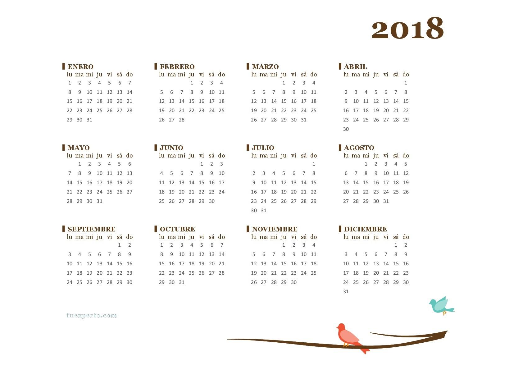 Calendario Mayo 2017 Para Imprimir Word Más Recientemente Liberado Calendario 2018 Más De 150 Plantillas Para Imprimir Y Descargar Of Calendario Mayo 2017 Para Imprimir Word Más Populares Watercolor 2019 Monthly Printable Calendar Calendar 2019may 2019