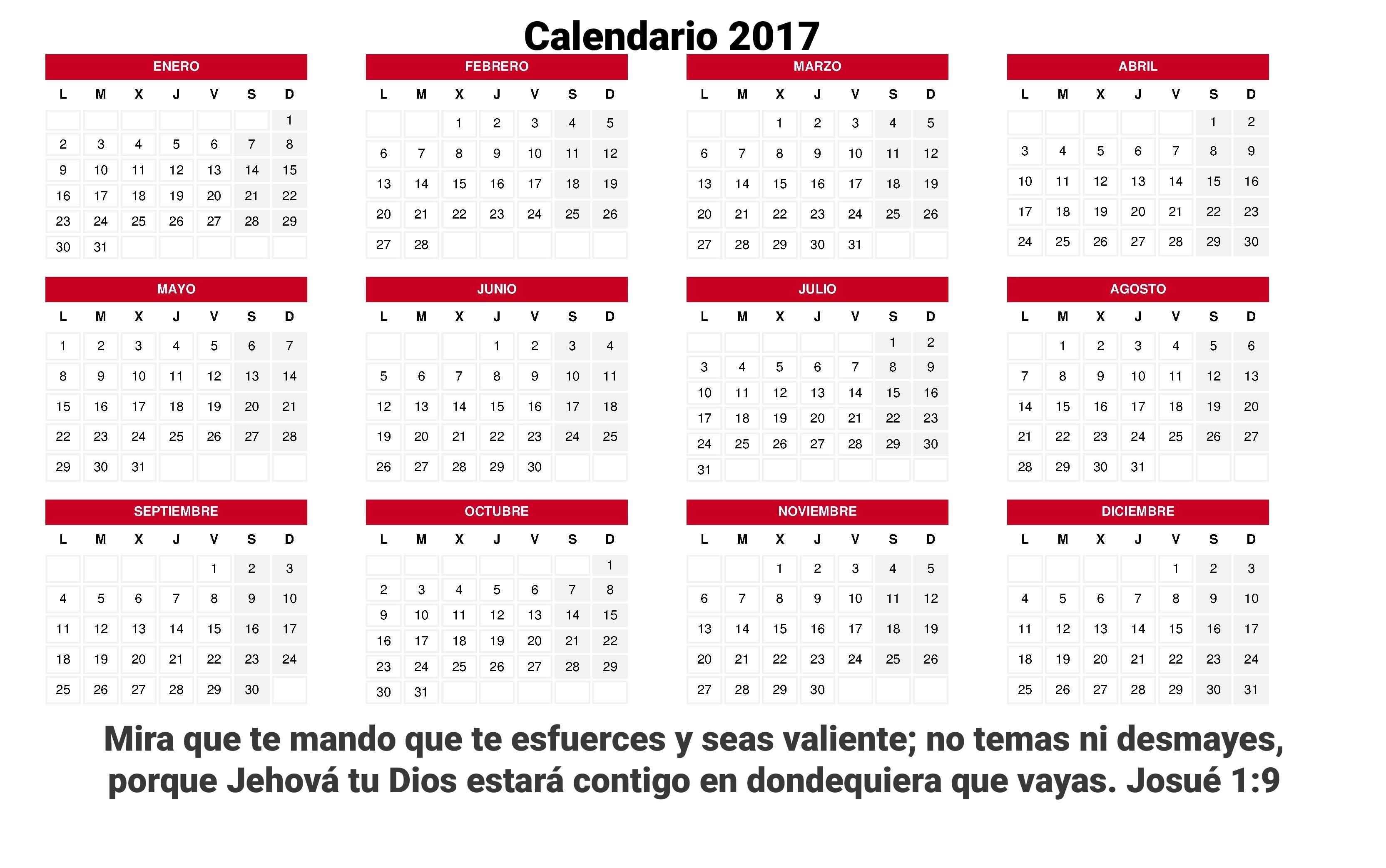calendarios del mes Kordurorddiner