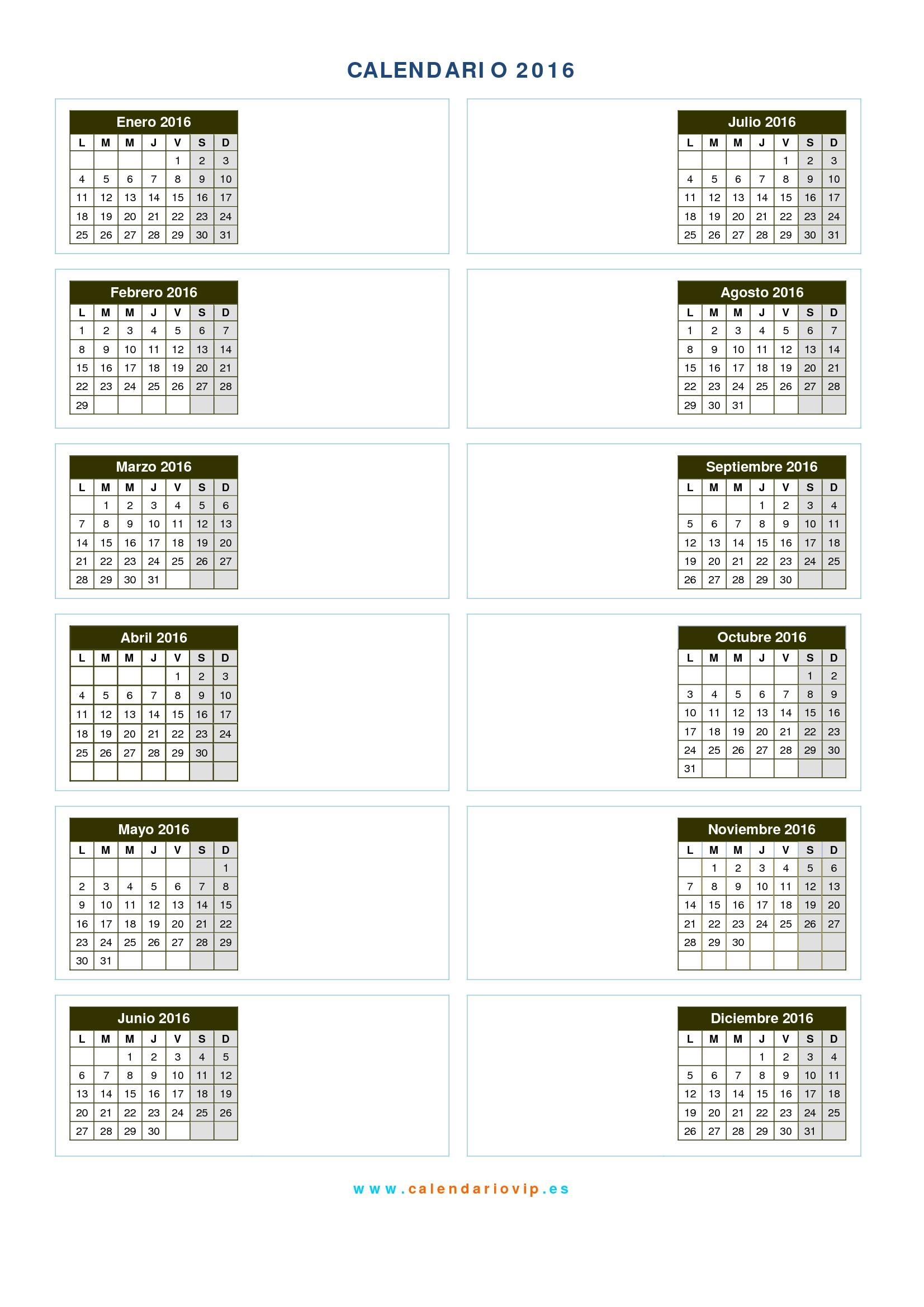 calendario anuales 2016 04 calendario anuales 2016 05