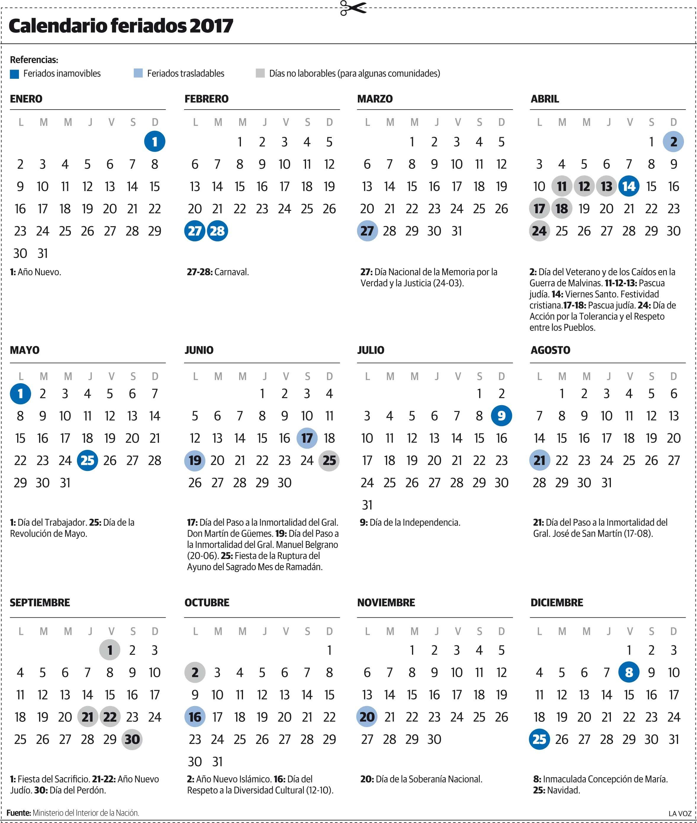 Calendario Para Imprimir 2017 Argentina Más Populares El Calendario 2017 Con El Nuevo Esquema De Feriados Of Calendario Para Imprimir 2017 Argentina Más Arriba-a-fecha Mejores 101 Imágenes De Emprende Varios En Pinterest