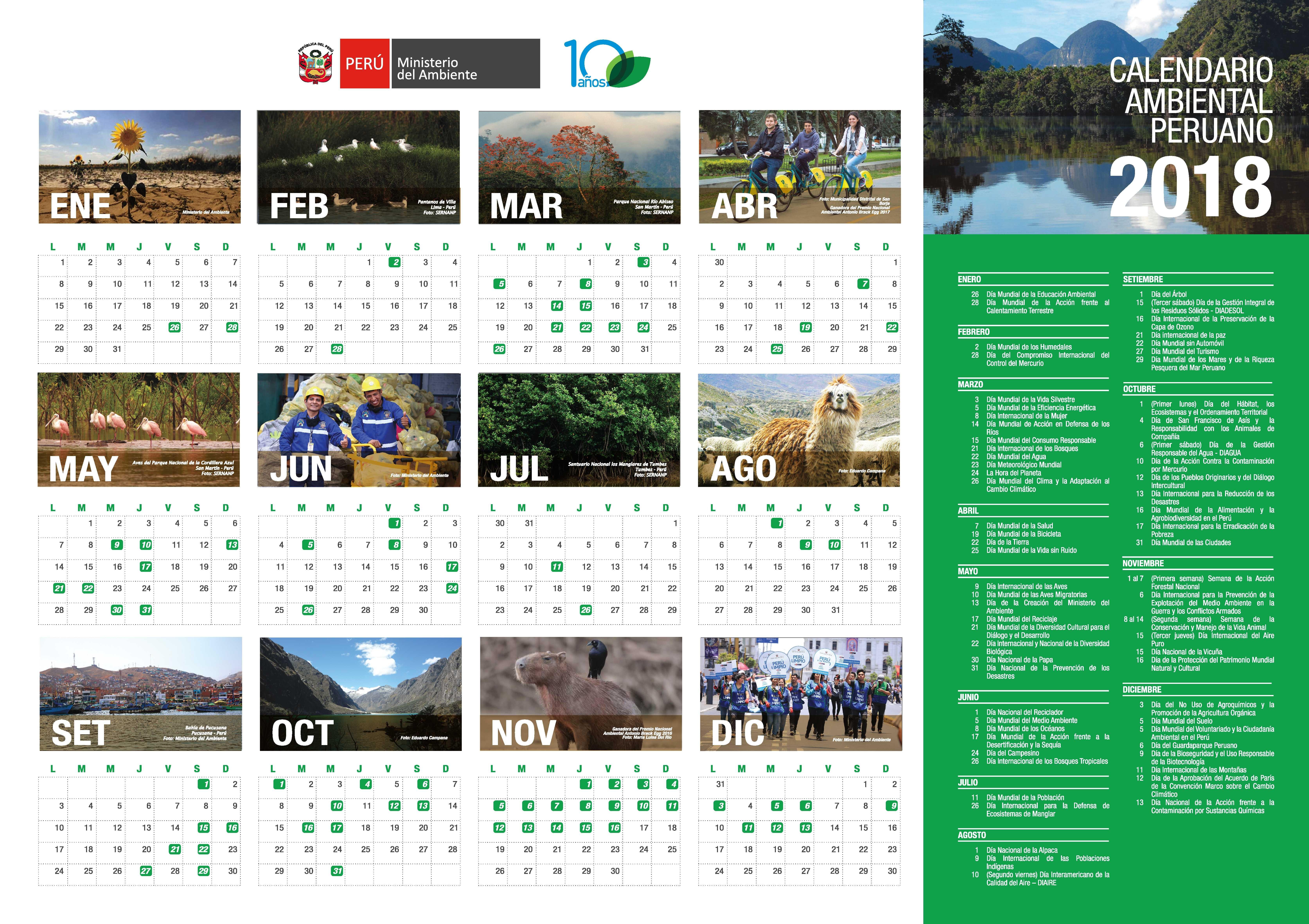 Calendario Para Imprimir 2017 Chile Actual Calendario Ambiental Of Calendario Para Imprimir 2017 Chile Más Arriba-a-fecha sorpresa Tu Calendario Descargable Gratuito Para 2018
