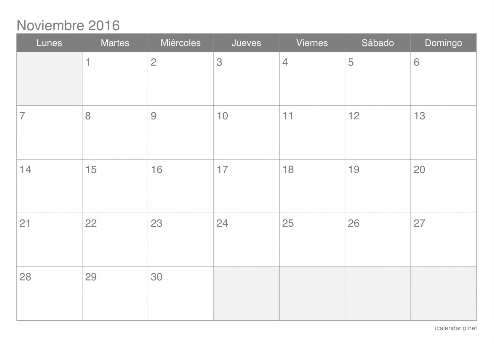 formatos para calendarios formatos para calendarios calendario noviembre 2017 para imprimir o saben estamos ofreciendo calendarios para cada mes