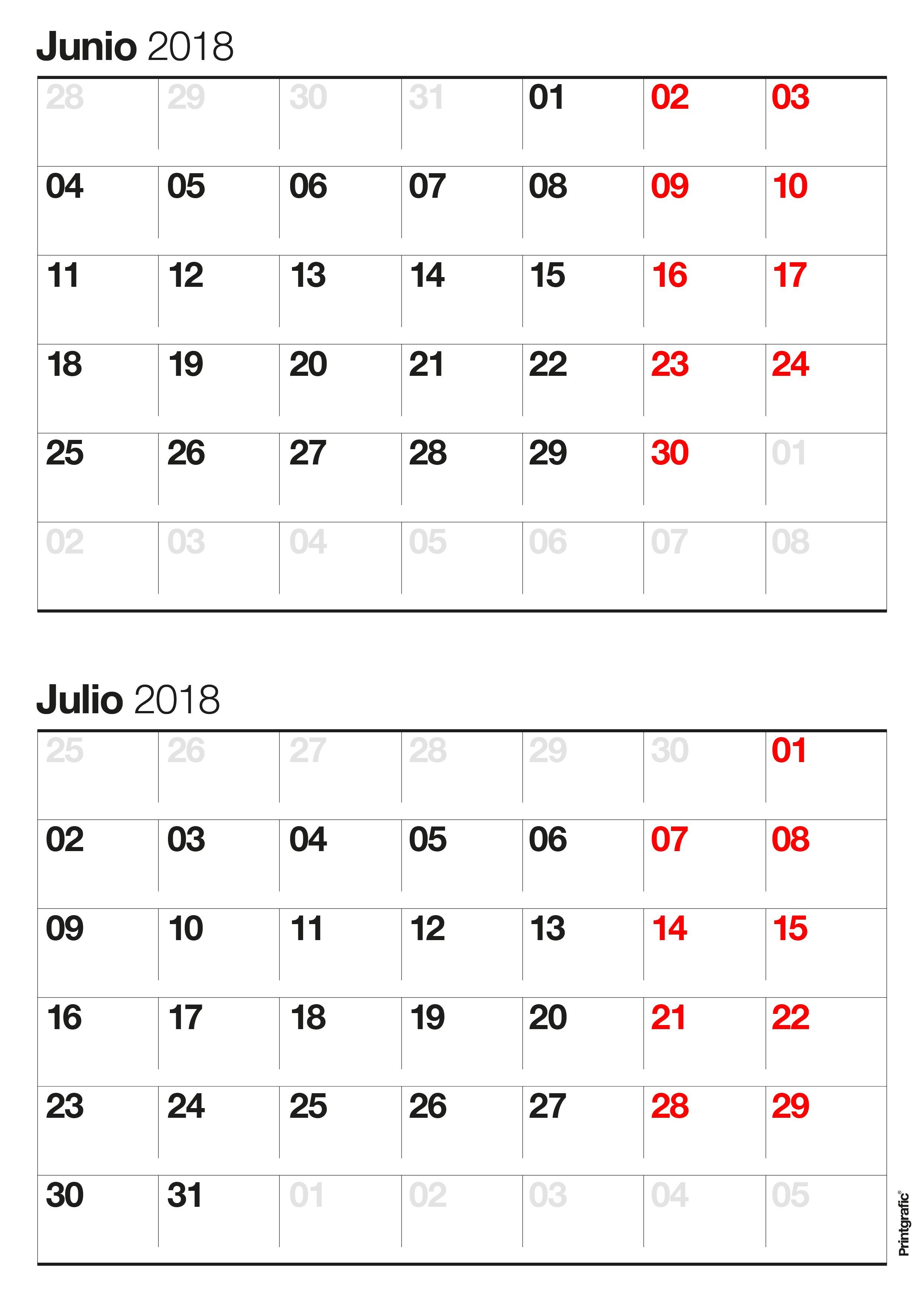 Marzo 2018 Calendarios para Imprimir – Calendarios Para …