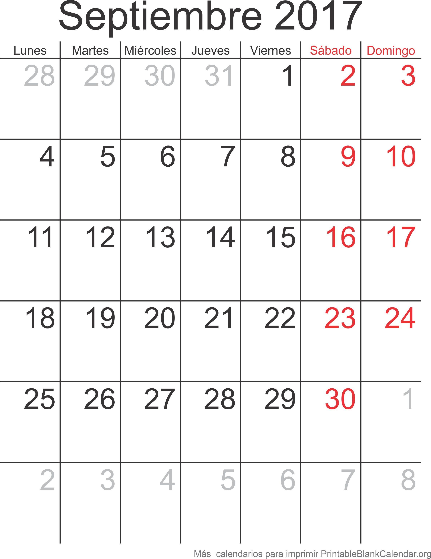 perfect imprimir calendario septiembre