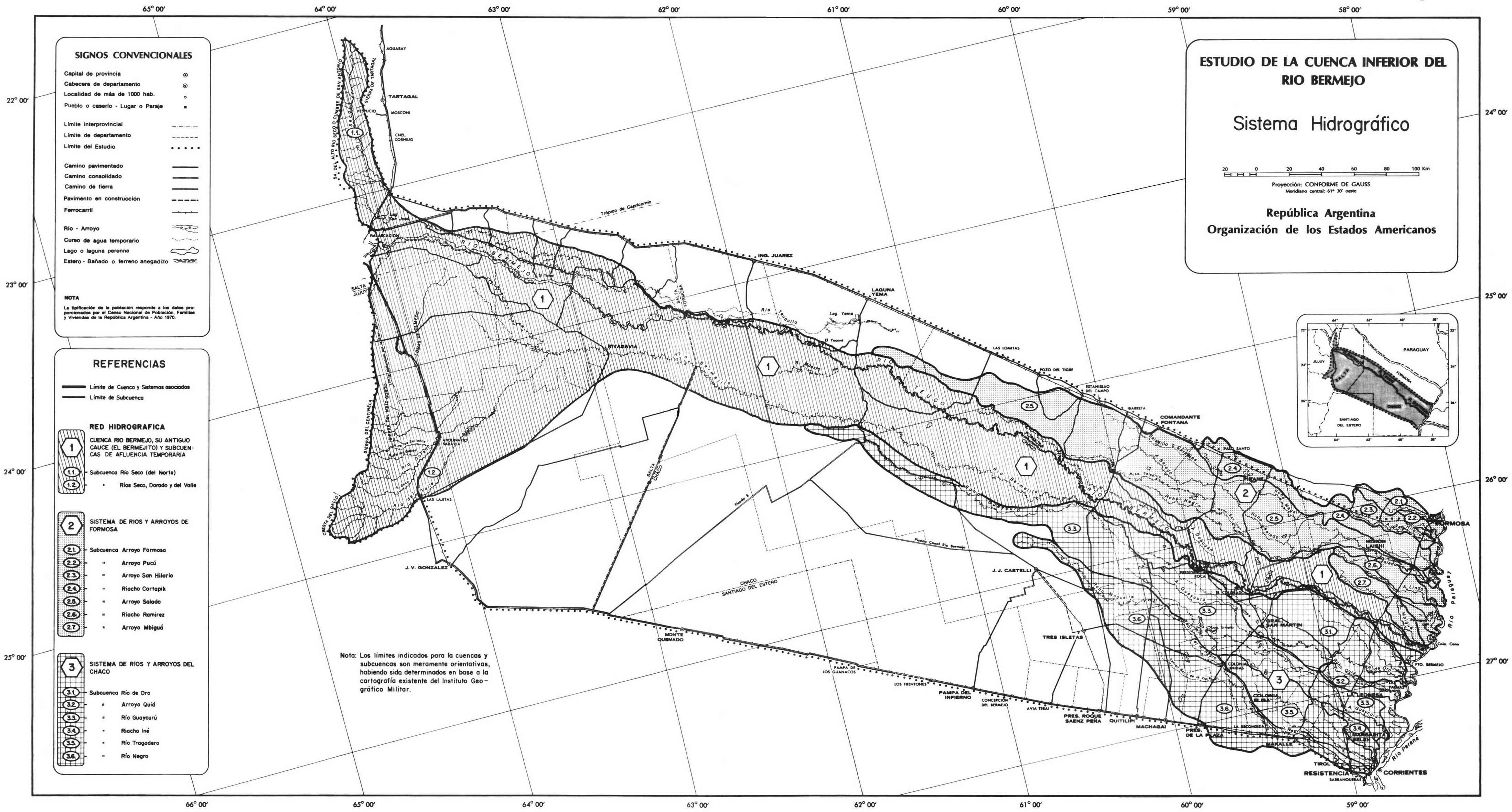 cuenca del bermejo