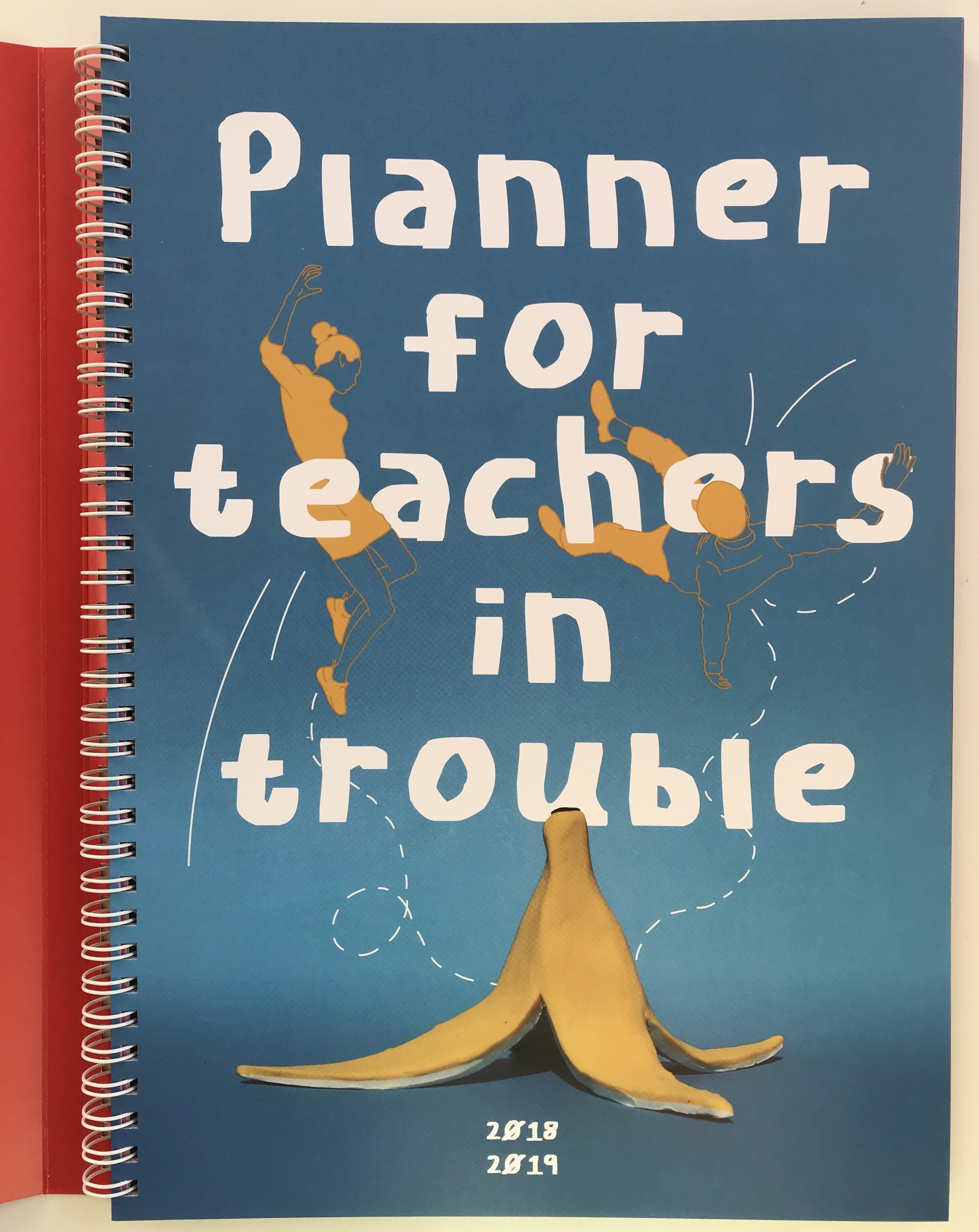 english planner for teachers