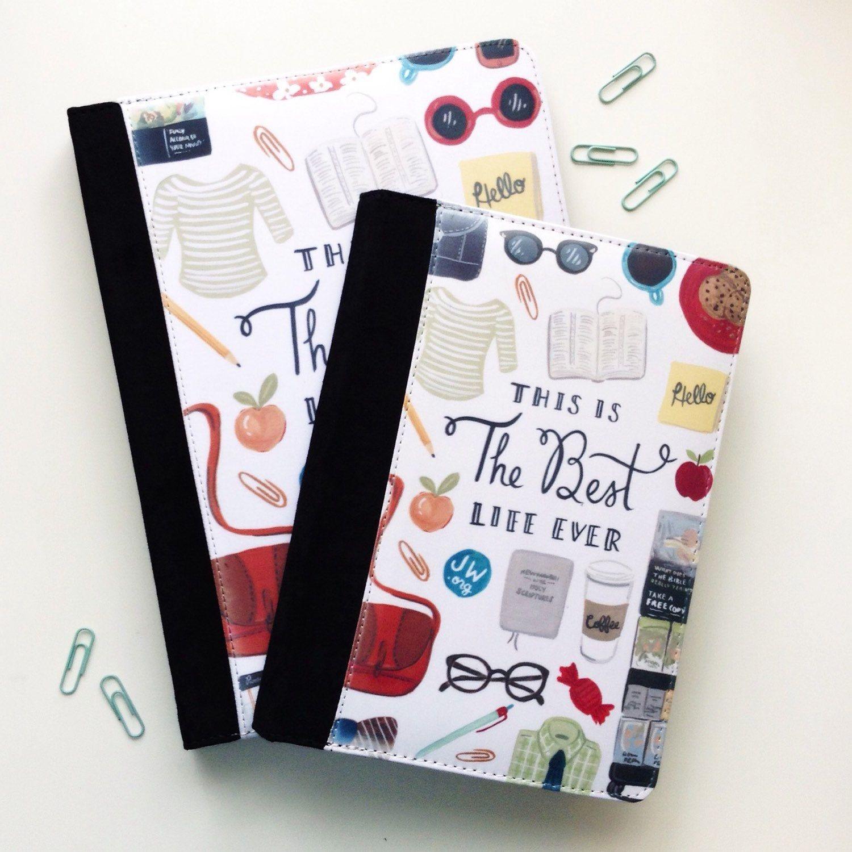 Imprimir imagen y hacer tapa de cuaderno Regalos Jw Precursores Reuniones Bricolaje Y